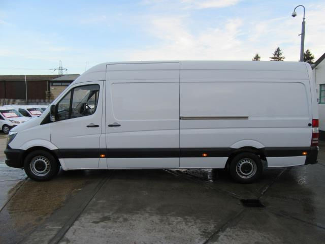 2014 Mercedes-Benz Sprinter LWB 313CDi H/R EURO 5 *VALUE RANGE- VEHICLE CONDITION REFLECTED IN PRICE* (KR64FCX) Image 4