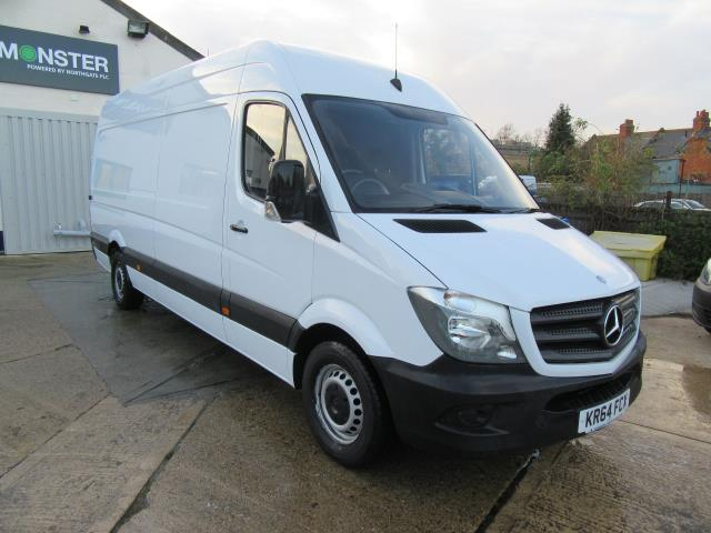 2014 Mercedes-Benz Sprinter LWB 313CDi H/R EURO 5 *VALUE RANGE- VEHICLE CONDITION REFLECTED IN PRICE* (KR64FCX)