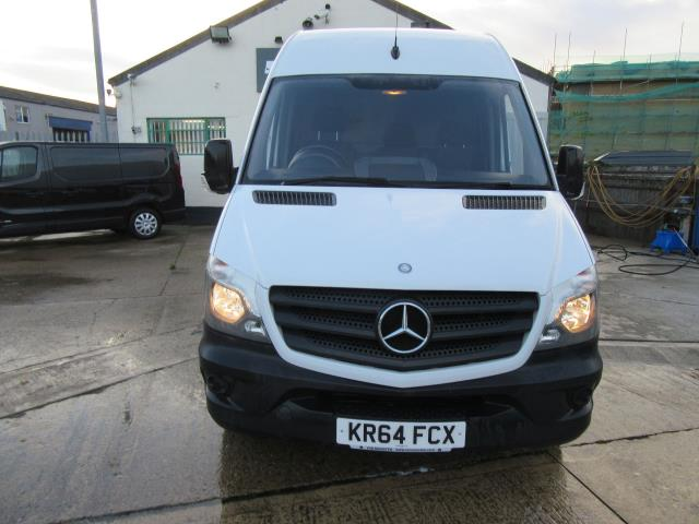 2014 Mercedes-Benz Sprinter LWB 313CDi H/R EURO 5 *VALUE RANGE- VEHICLE CONDITION REFLECTED IN PRICE* (KR64FCX) Image 2