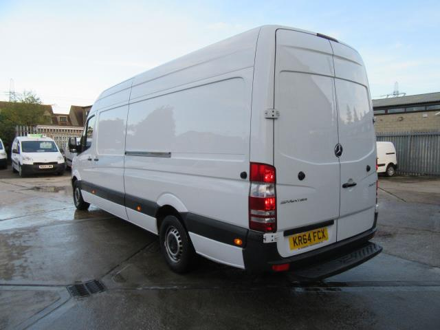 2014 Mercedes-Benz Sprinter LWB 313CDi H/R EURO 5 *VALUE RANGE- VEHICLE CONDITION REFLECTED IN PRICE* (KR64FCX) Image 5