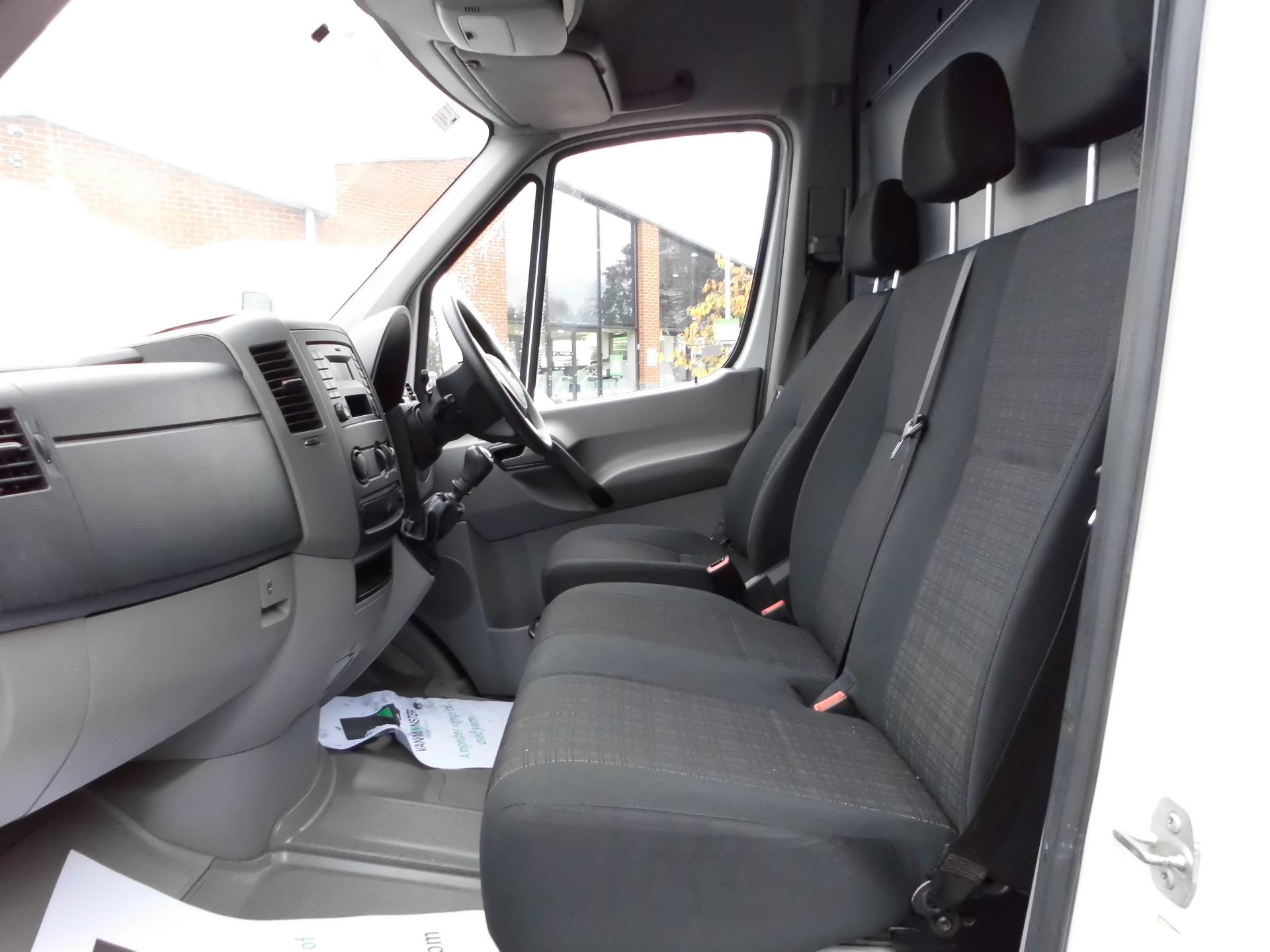 2016 Mercedes-Benz Sprinter  314 LWB H/R VAN EURO 6 (KR66JTX) Image 16