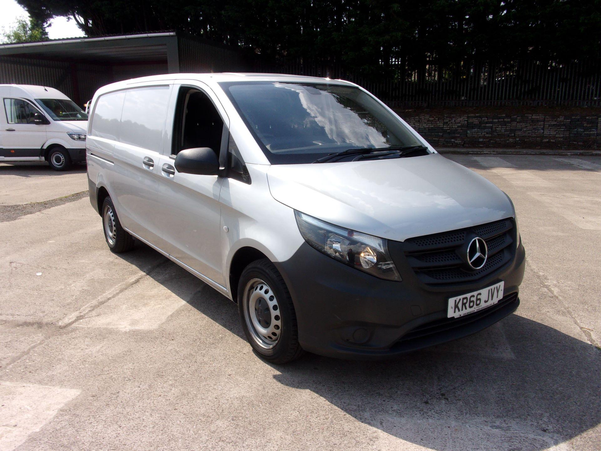 2016 Mercedes-Benz Vito LONG 114 CDI BLUETEC VAN EURO 6 (KR66JVY)