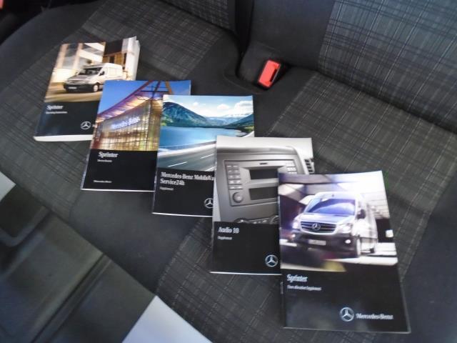 2016 Mercedes-Benz Sprinter  314 LWB H/R VAN EURO 6 (KR66KBF) Image 24