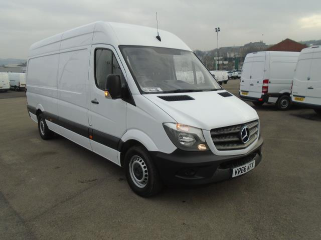 2016 Mercedes-Benz Sprinter 314 LWB H/R BLUE EFFICIENCY VAN EURO 6 (KR66KFX)