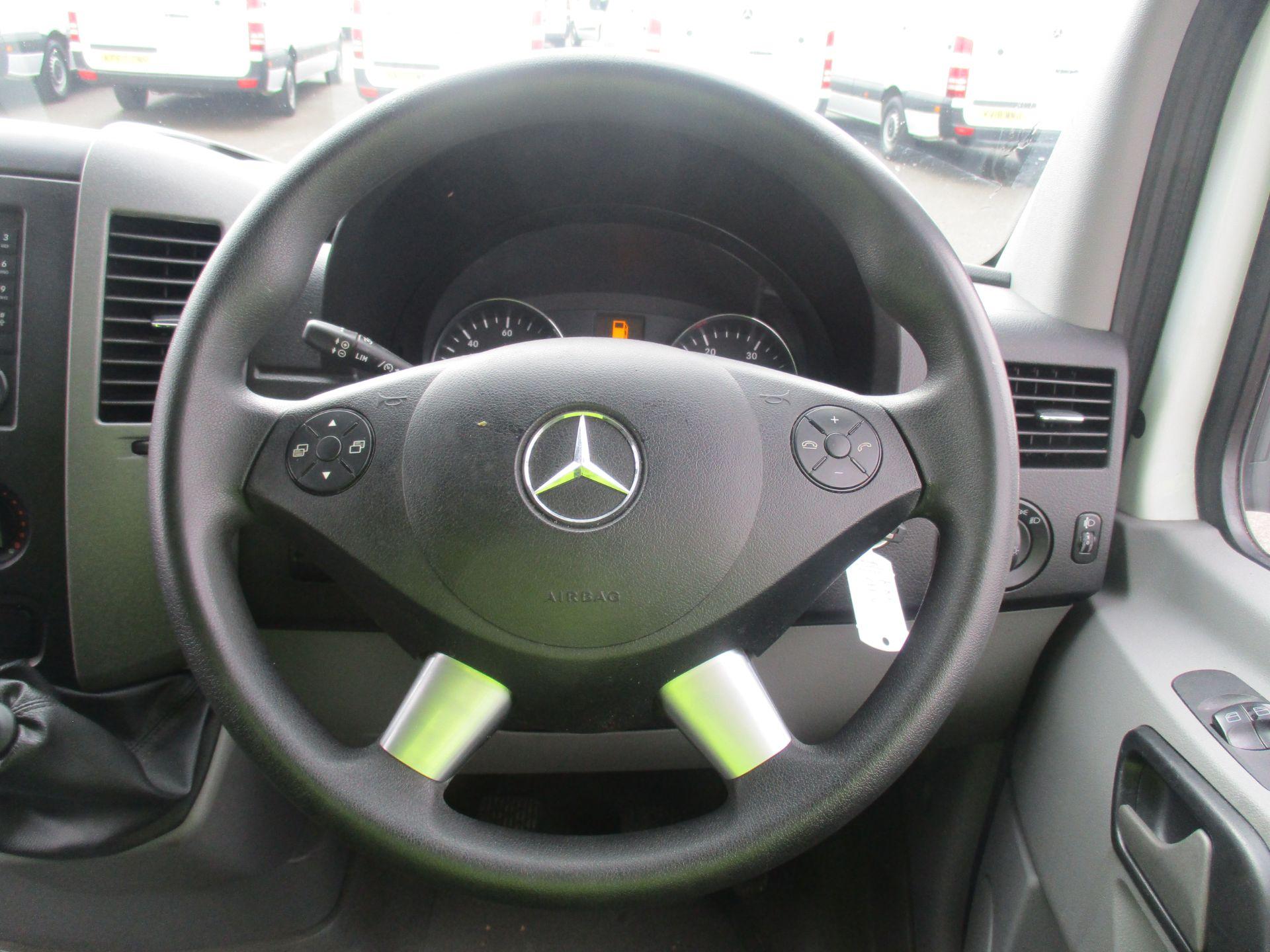 2017 Mercedes-Benz Sprinter 314 LWB H/R VAN EURO 6 (KR67AFV) Image 16