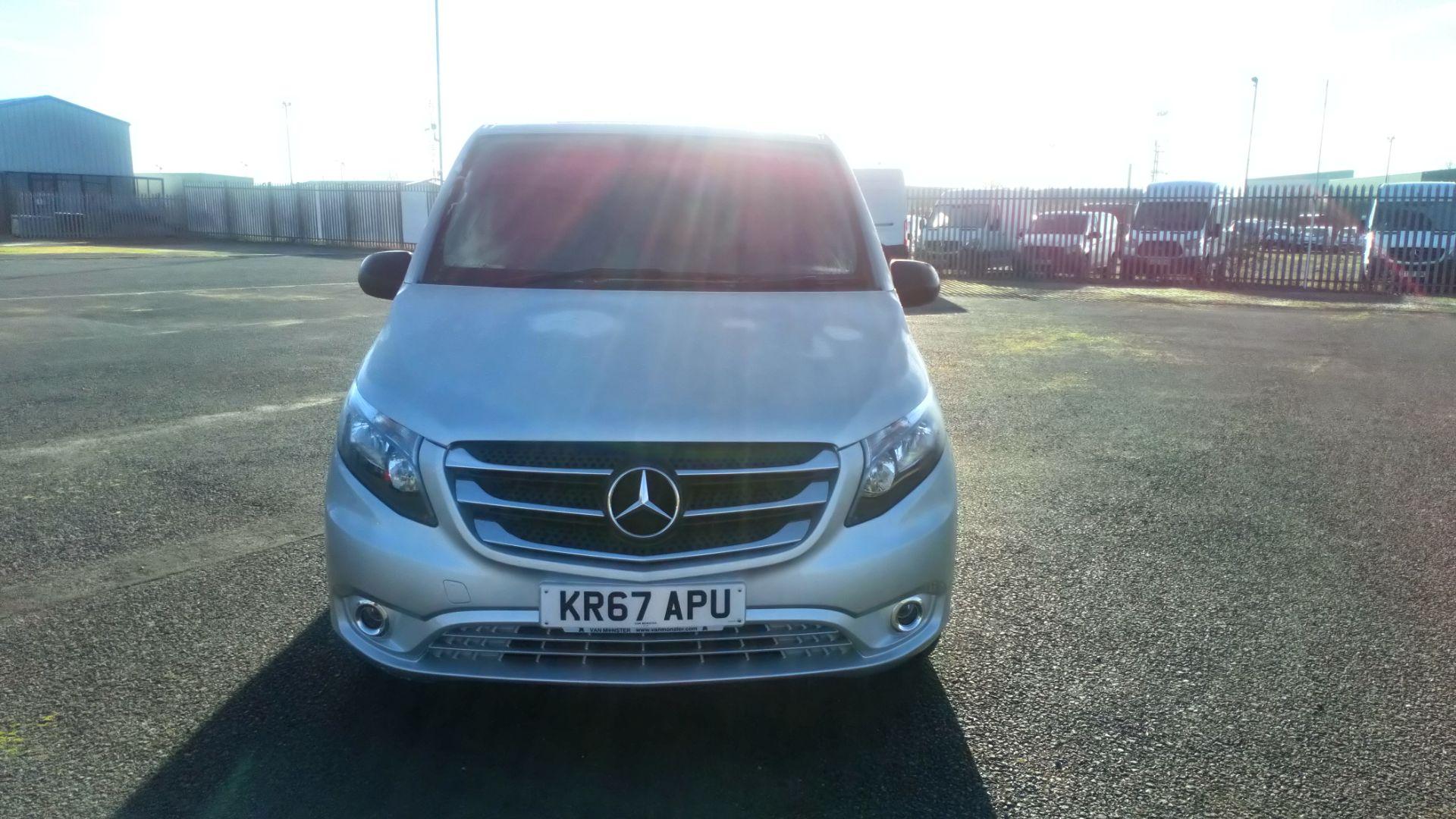 2017 Mercedes-Benz Vito 116Cdi Sport Van (KR67APU) Image 2