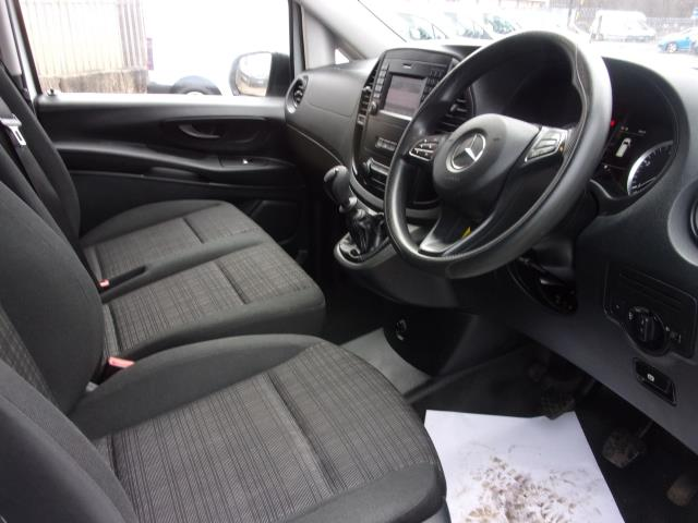 2017 Mercedes-Benz Vito 111Cdi LONG Van (KR67ASV) Image 2