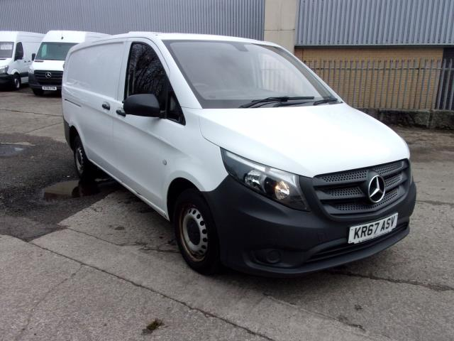 2017 Mercedes-Benz Vito 111Cdi LONG Van (KR67ASV)