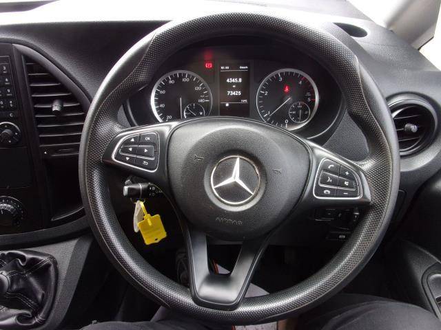 2017 Mercedes-Benz Vito 111Cdi LONG Van (KR67ASV) Image 5