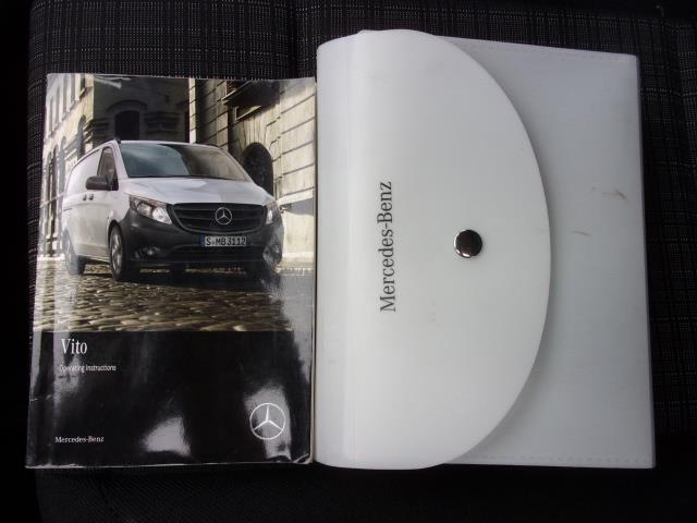 2017 Mercedes-Benz Vito 111Cdi LONG Van (KR67ASV) Image 23