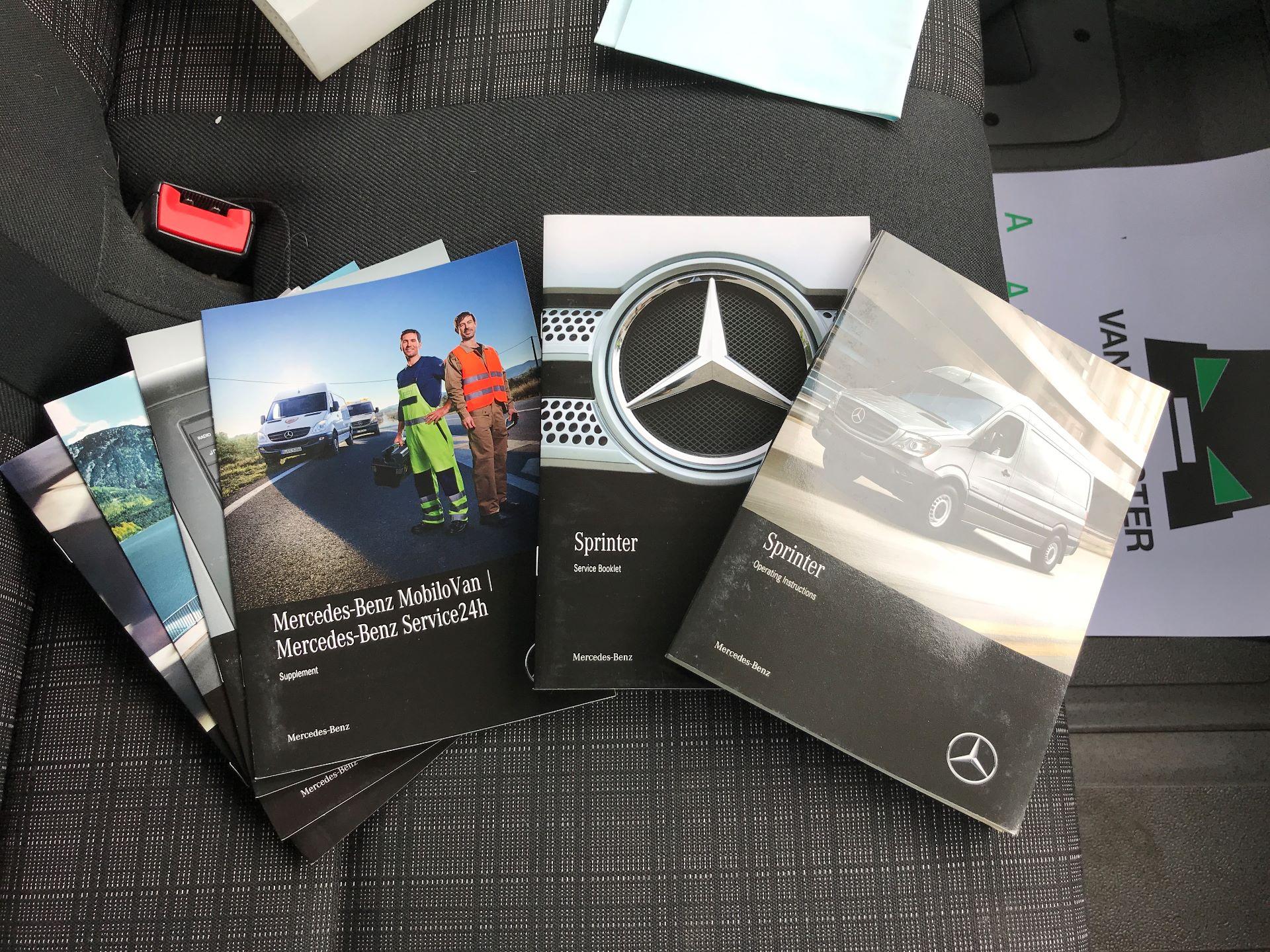 2017 Mercedes-Benz Sprinter 314CDI LWB HIGH ROOF 140PS EURO 6 (KR67ATZ) Image 25