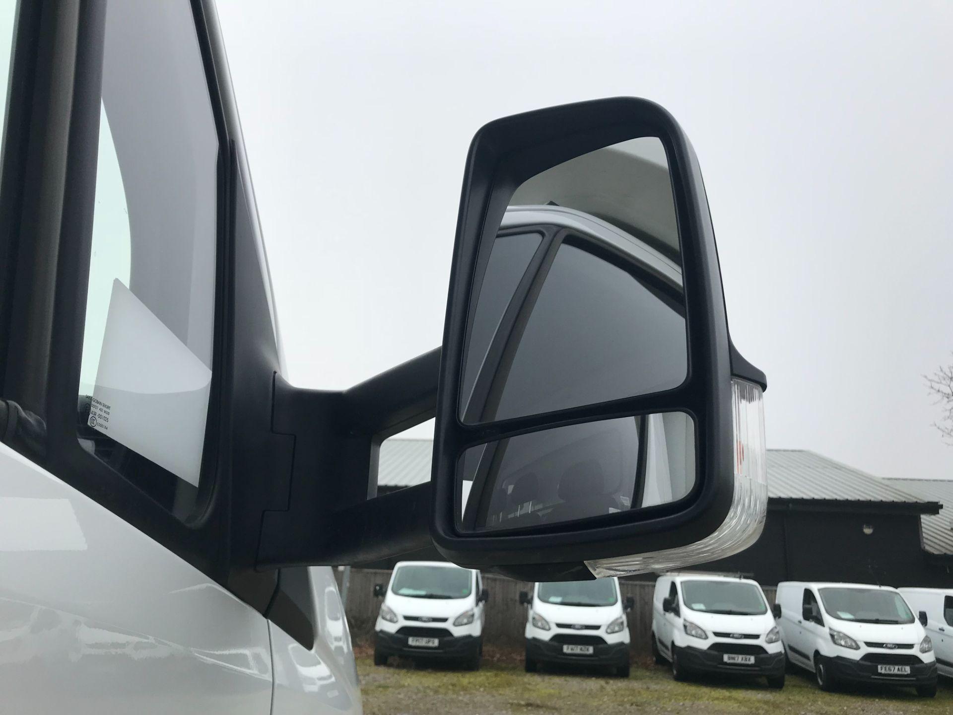 2017 Mercedes-Benz Sprinter 314 LWB LUTON EURO 6 With Tail Lift (KR67VTC) Image 12