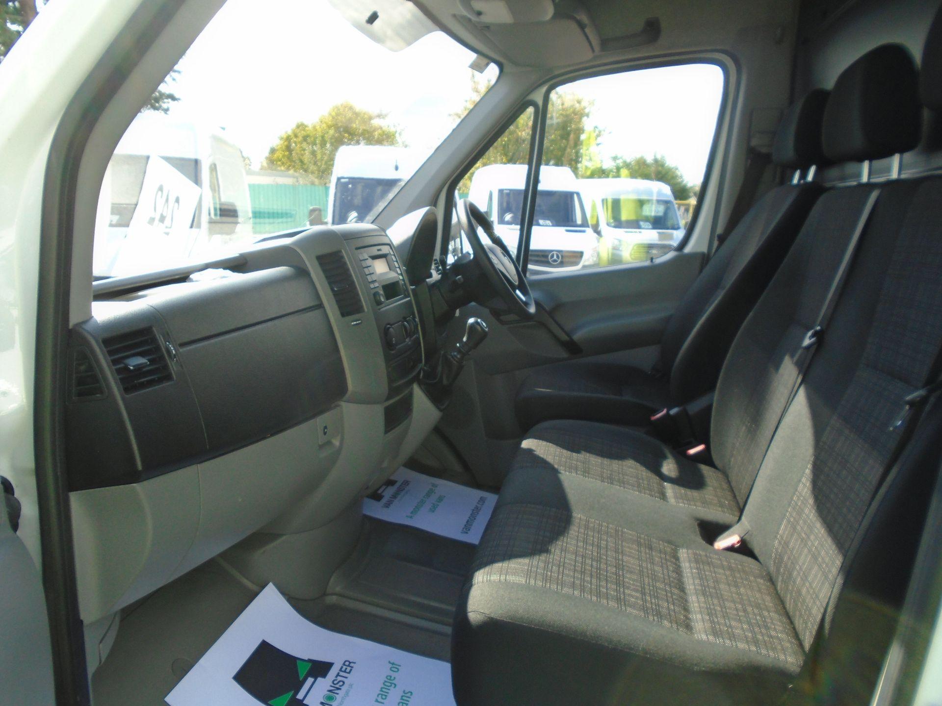 2017 Mercedes-Benz Sprinter 3.5T High Roof Van(EURO 6) (KR67VUL) Image 10