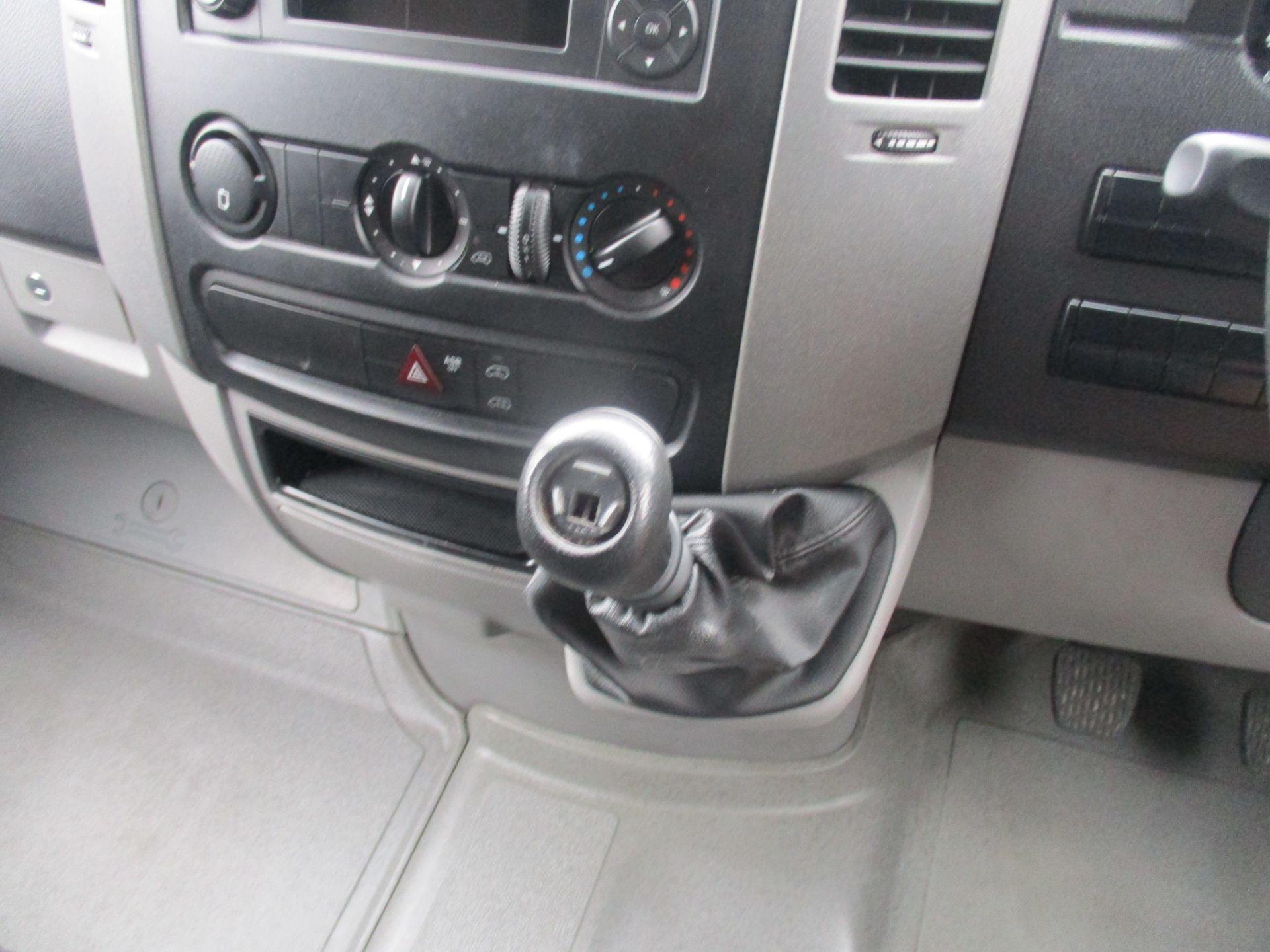 2017 Mercedes-Benz Sprinter 314 LWB H/R VAN EURO 6 (KR67VXK) Image 15