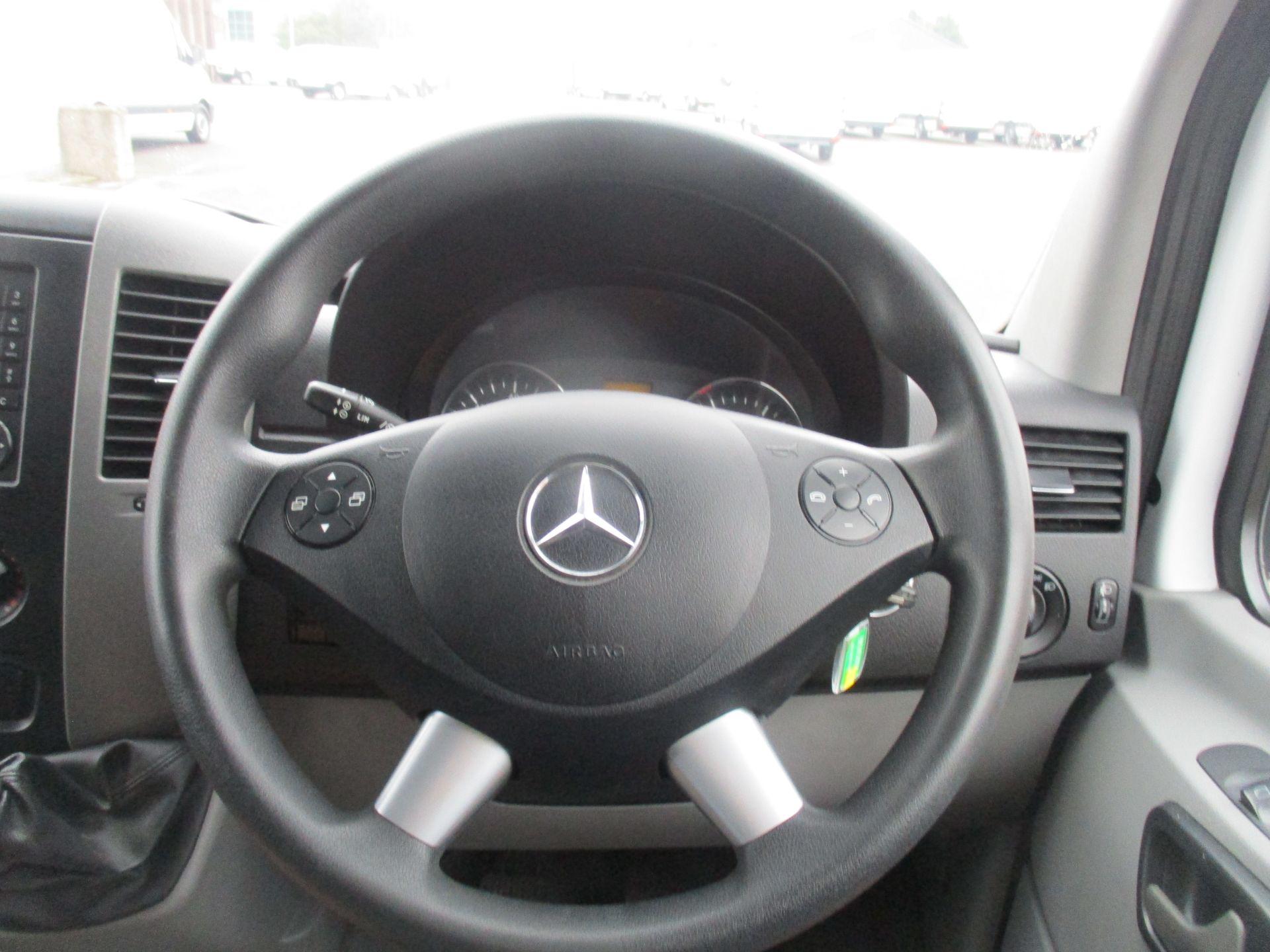 2017 Mercedes-Benz Sprinter 314 LWB H/R VAN EURO 6 (KR67VXK) Image 16