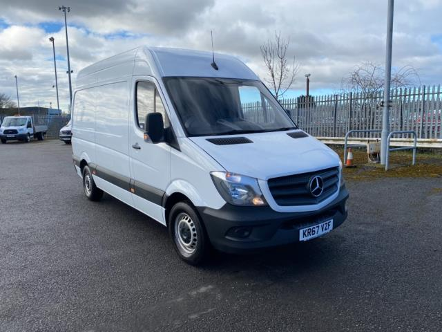 2018 Mercedes-Benz Sprinter 3.5T High Roof Van (KR67VZF)