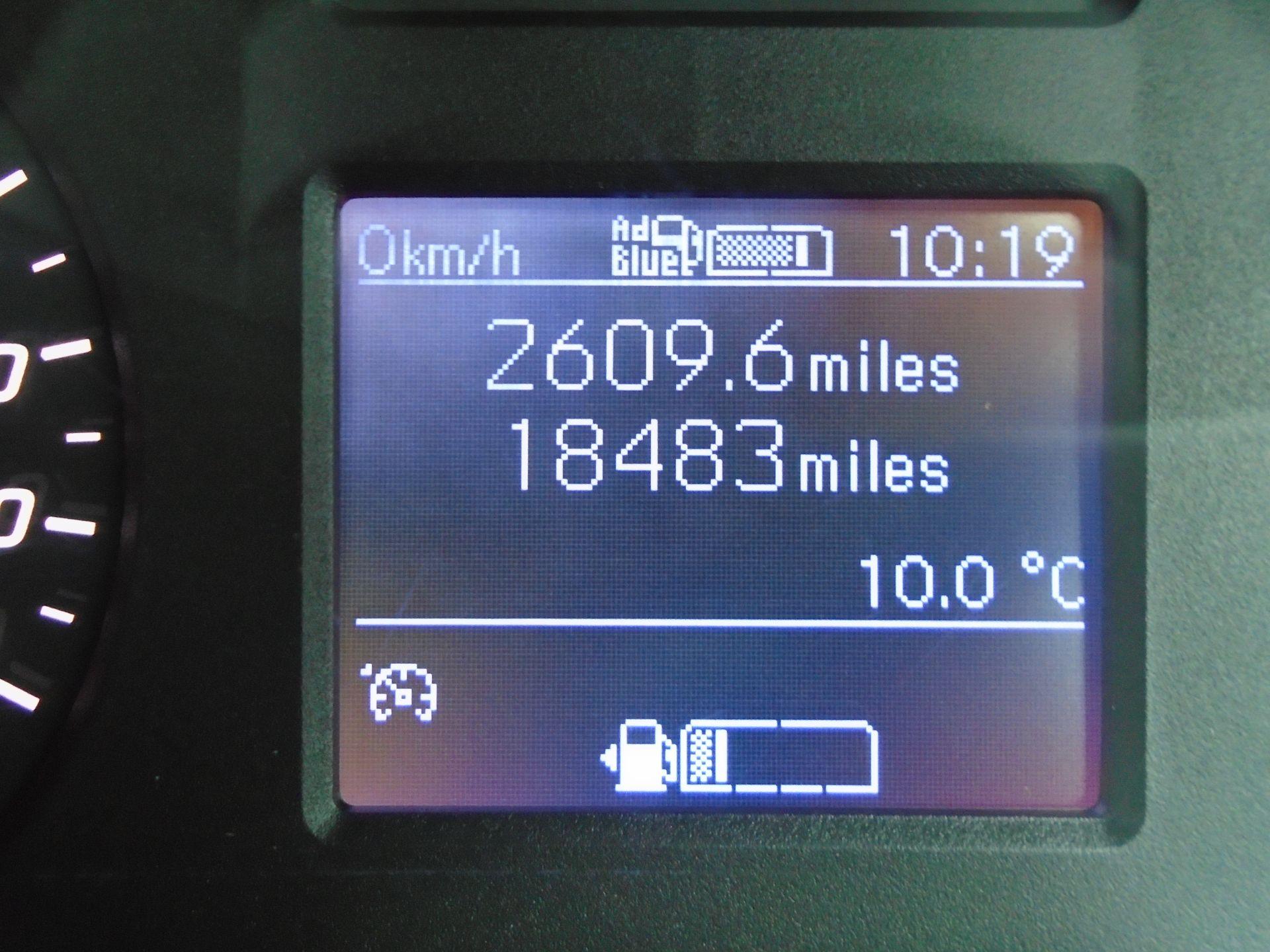 2019 Mercedes-Benz Sprinter 3.5T H2 Van *EURO 6* MWB (KR69AVY) Image 20