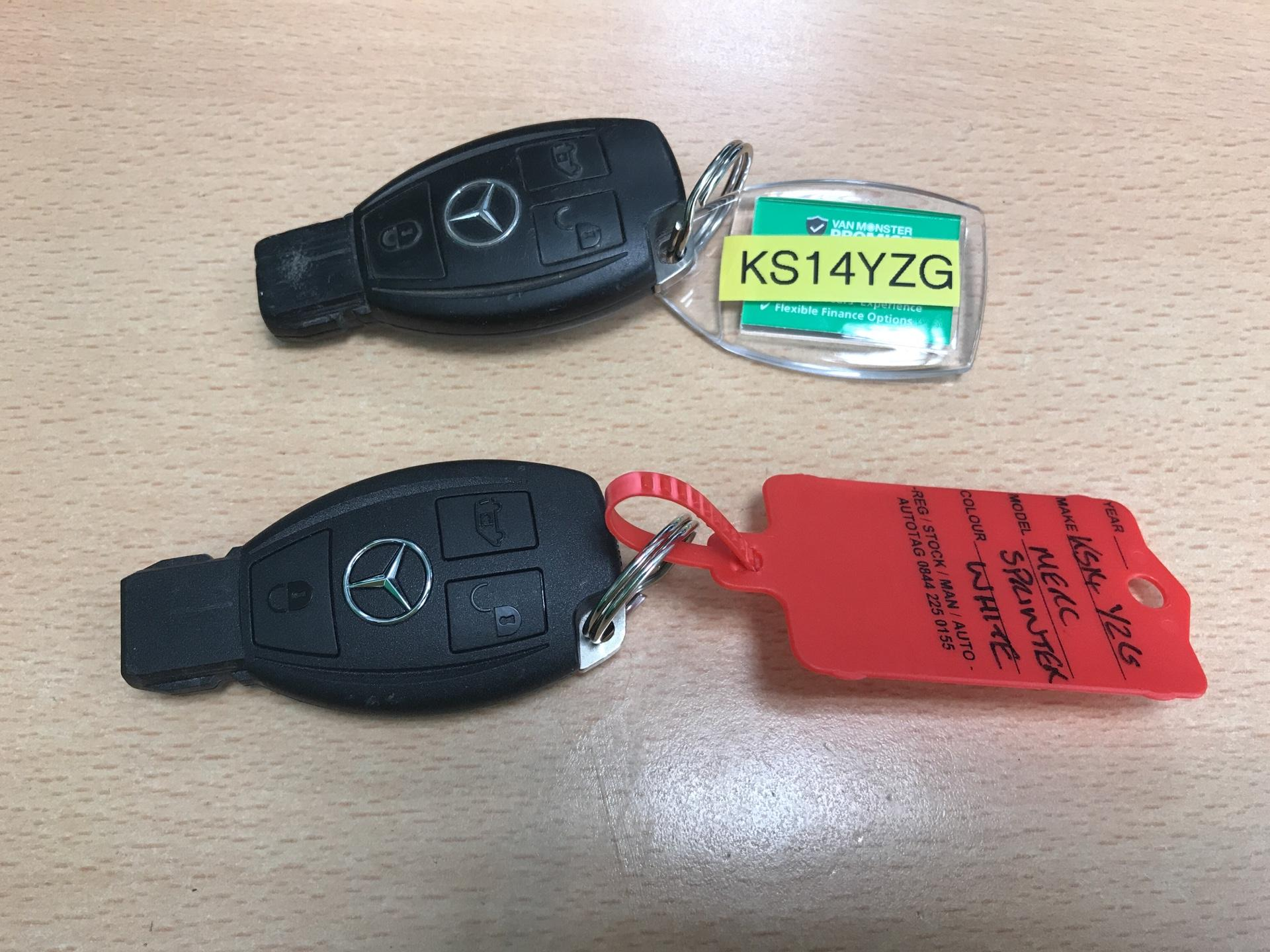 2014 Mercedes-Benz Sprinter 313 MWB H/R EURO 5 (KS14YZG) Image 22
