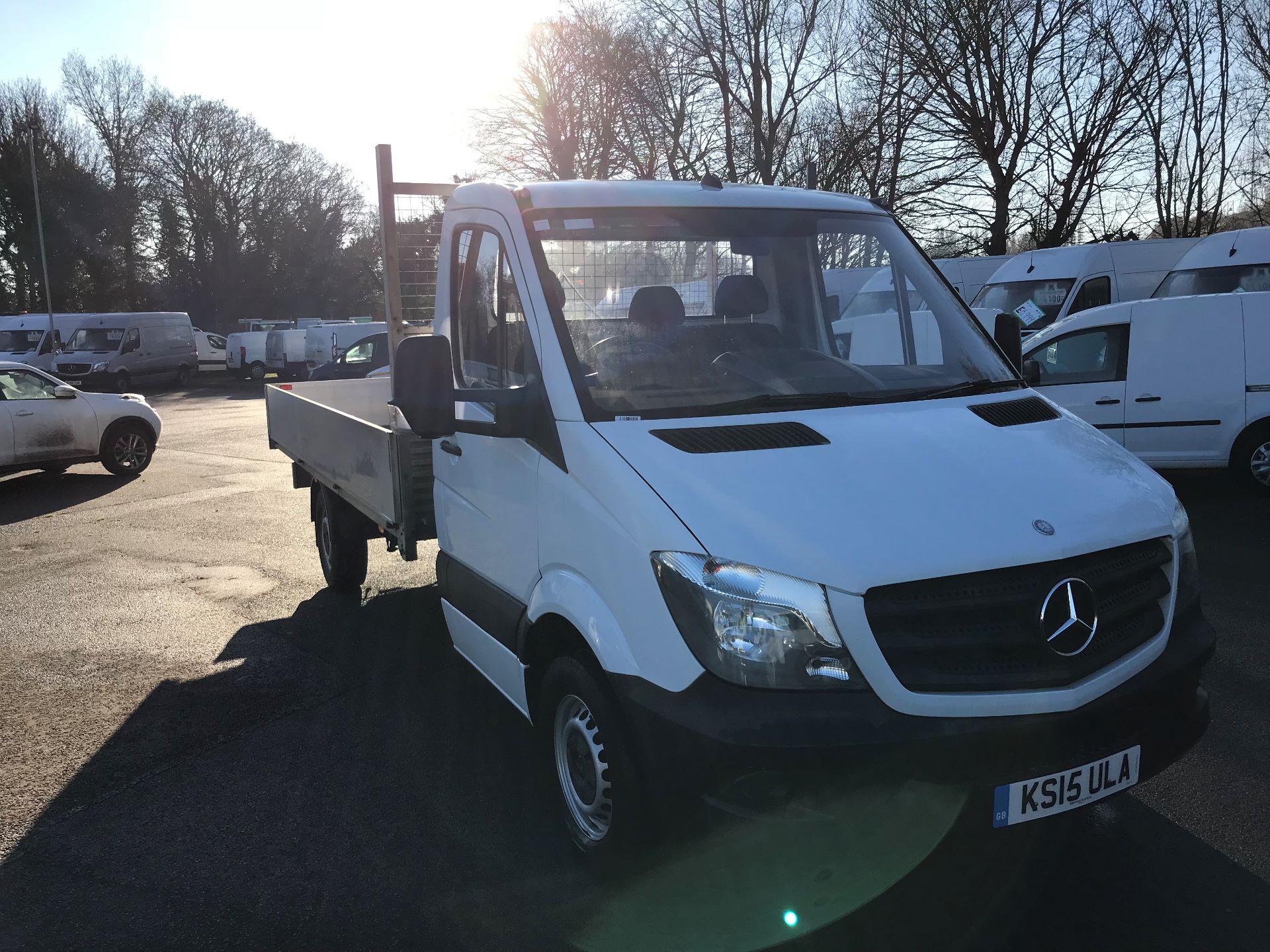 2015 Mercedes-Benz Sprinter  313 LWB DROP SIDE EURO 5 (KS15ULA)