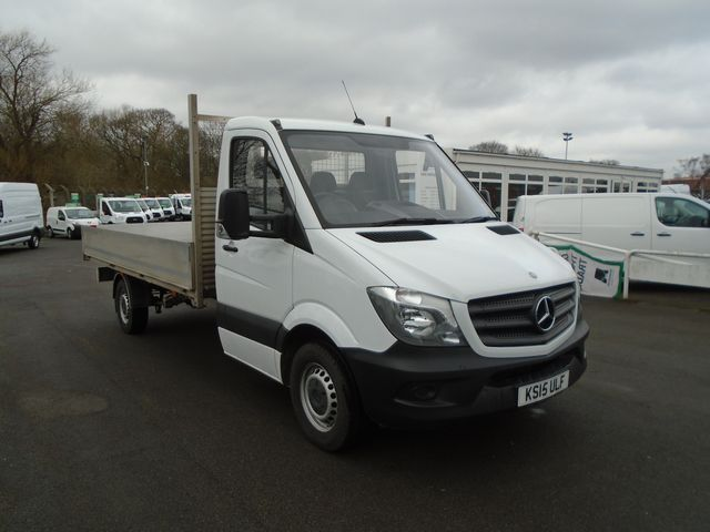 2015 Mercedes-Benz Sprinter 313 CDI LWB 3.5t Dropside (KS15ULF)