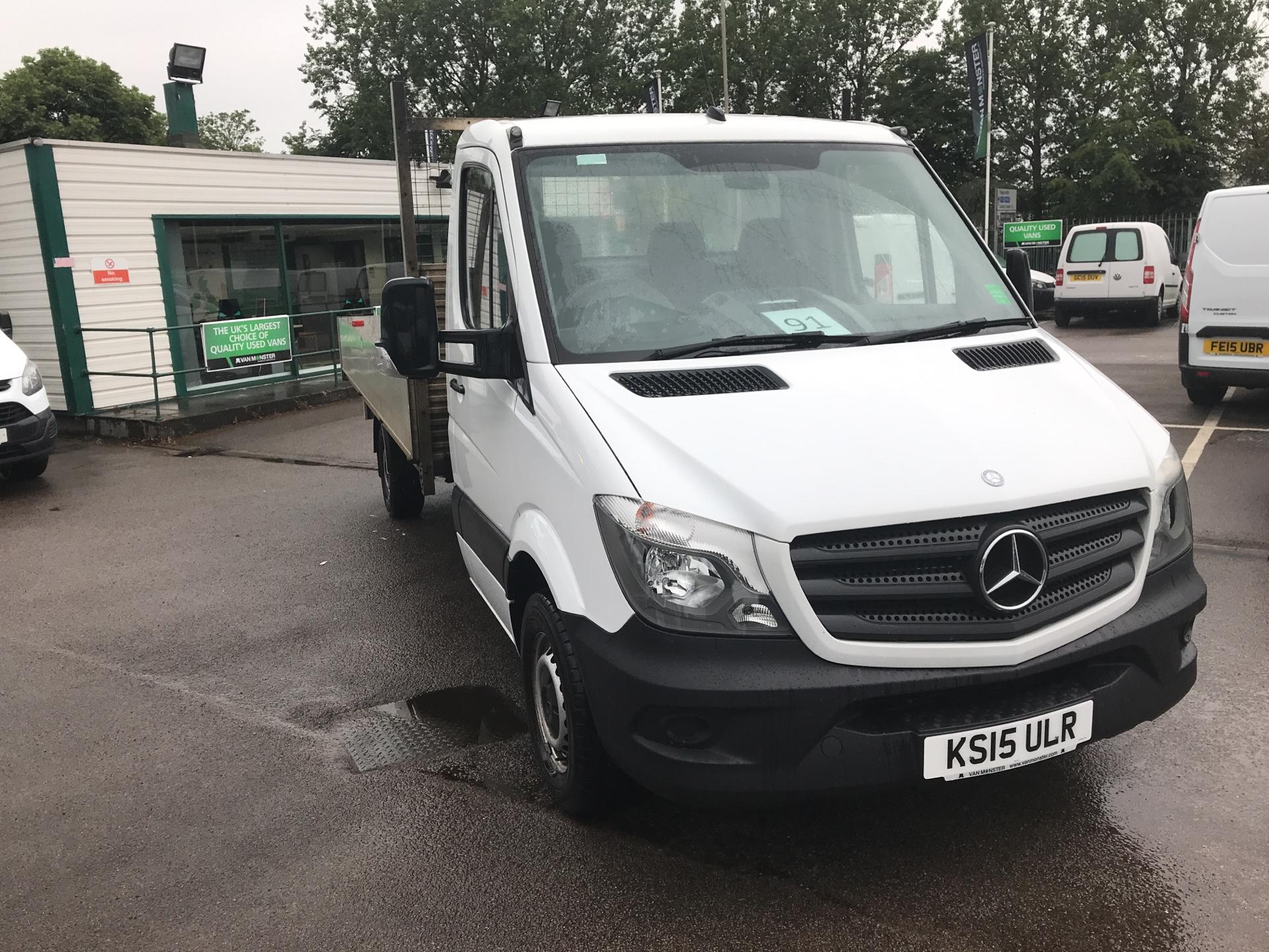 2015 Mercedes-Benz Sprinter  313 LWB DROP SIDE EURO 5 (KS15ULR) Image 1