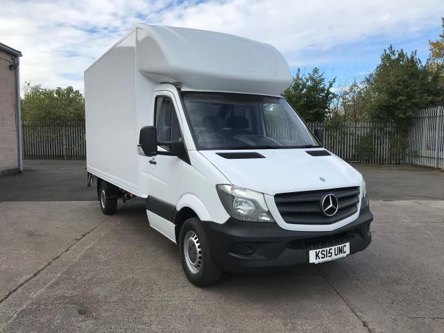 2015 Mercedes-Benz Sprinter 313CDI 13FT LUTON 130PS TAIL LIFT (KS15UMC)