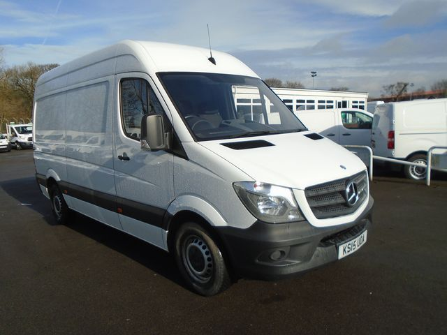 2015 Mercedes-Benz Sprinter 313 CDI MWB 3.5t High Roof Van (KS15UOA)