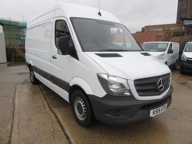 2015 Mercedes-Benz Sprinter  313 MWB H/R EURO 5  *TOW BAR* (KS15UTO)
