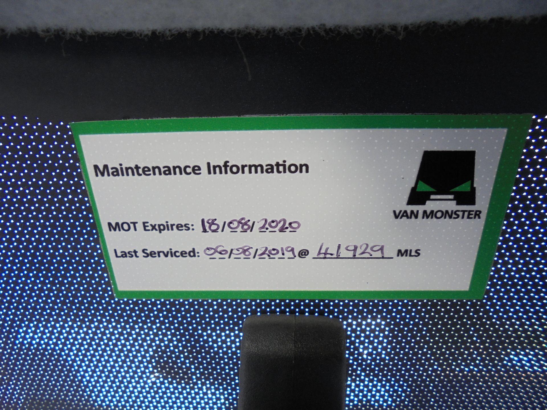 2016 Mercedes-Benz Sprinter 3.5T Crew Cab 313 7 Seater Dropside (KS16VWP) Image 20