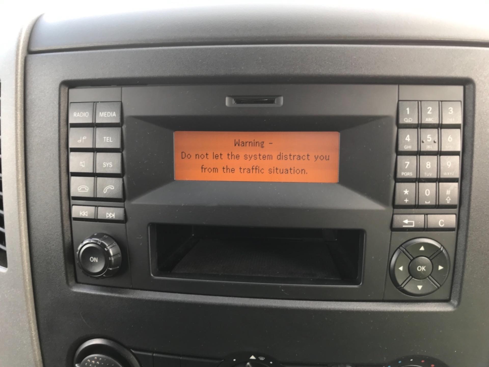 2018 Mercedes-Benz Sprinter  314 LWB H/R VAN EURO 6 (KS18GCV) Image 12