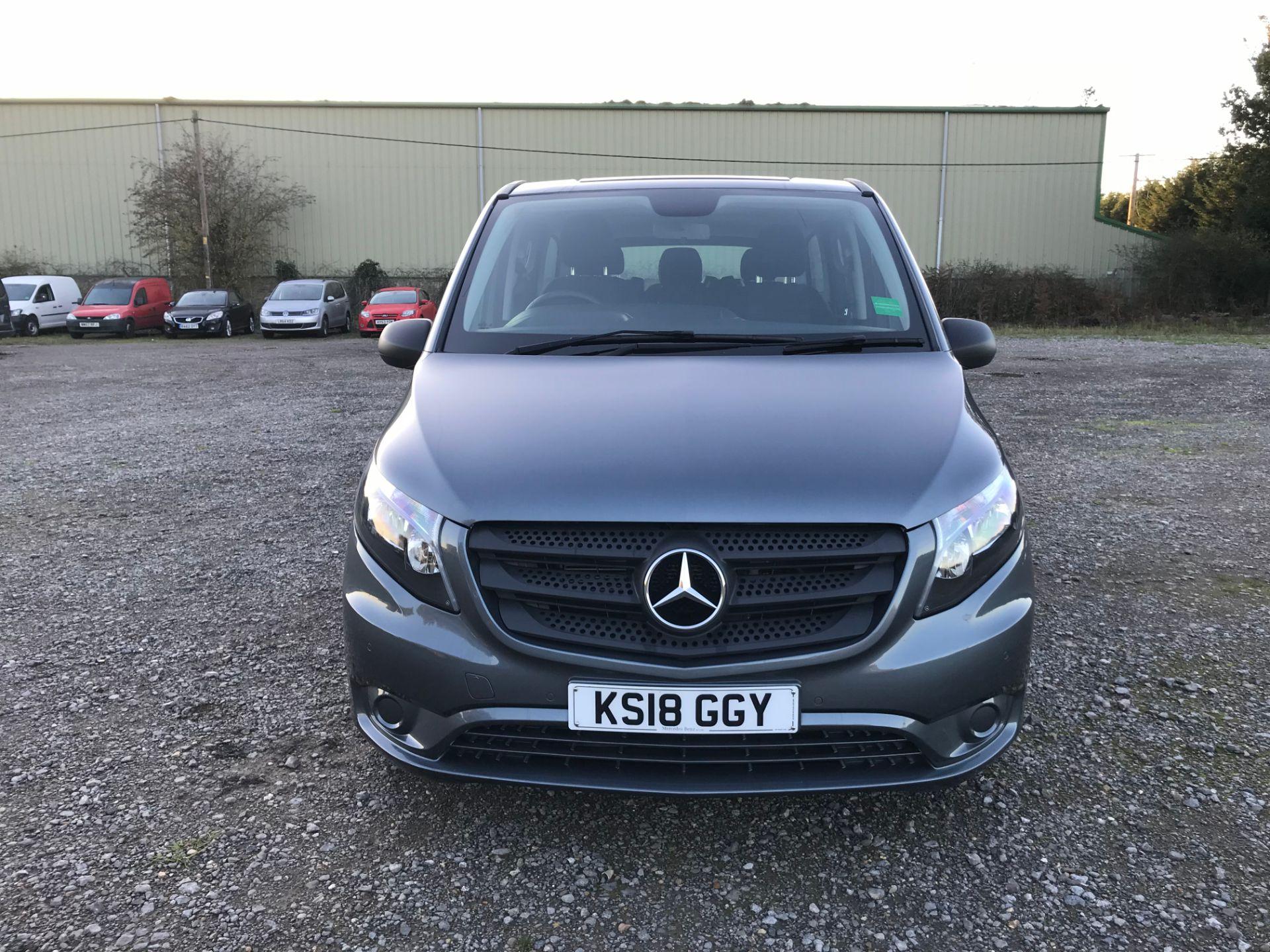 2018 Mercedes-Benz Vito 119 Bluetec Tourer Select (KS18GGY) Image 2