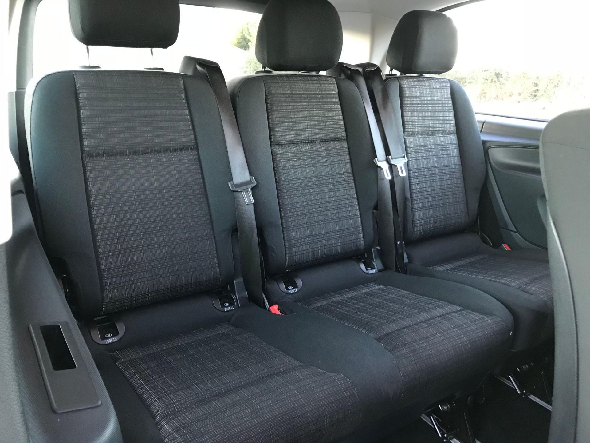 2018 Mercedes-Benz Vito 119 Bluetec Tourer Select (KS18GGY) Image 13