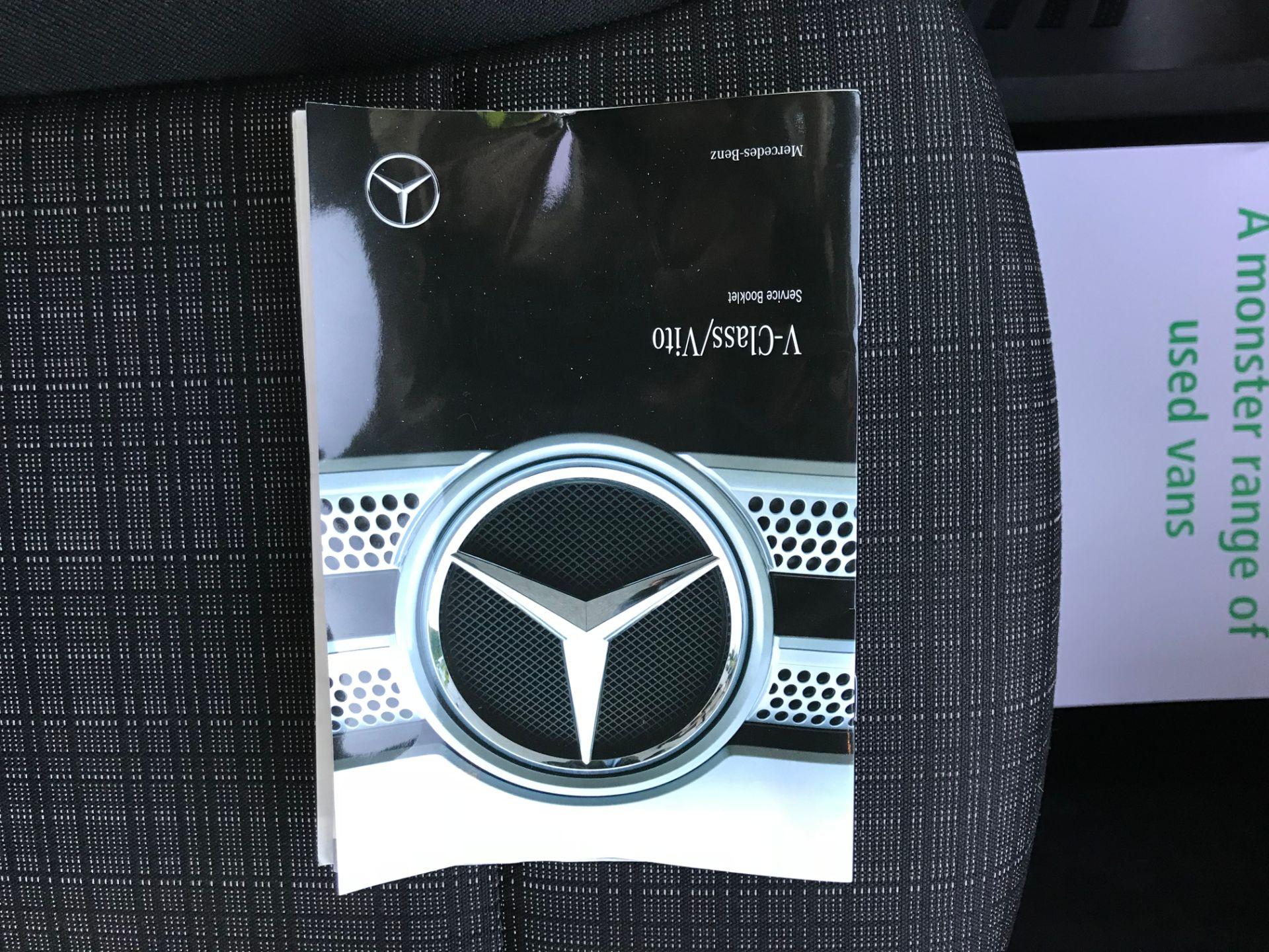 2018 Mercedes-Benz Vito 119 Bluetec Tourer Select (KS18GGY) Image 39