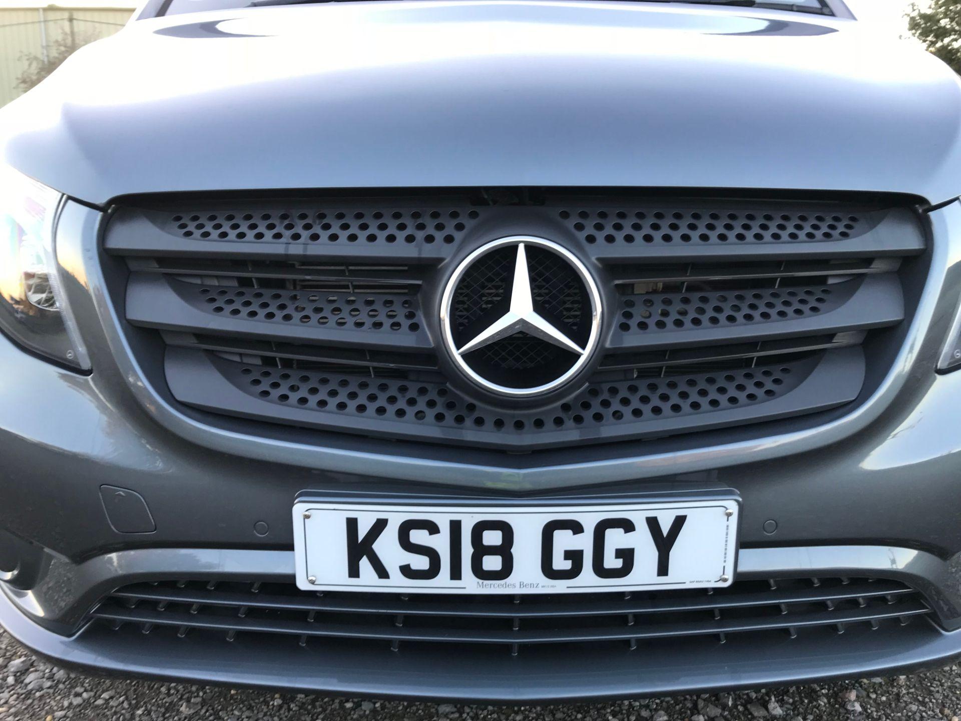 2018 Mercedes-Benz Vito 119 Bluetec Tourer Select (KS18GGY) Image 33