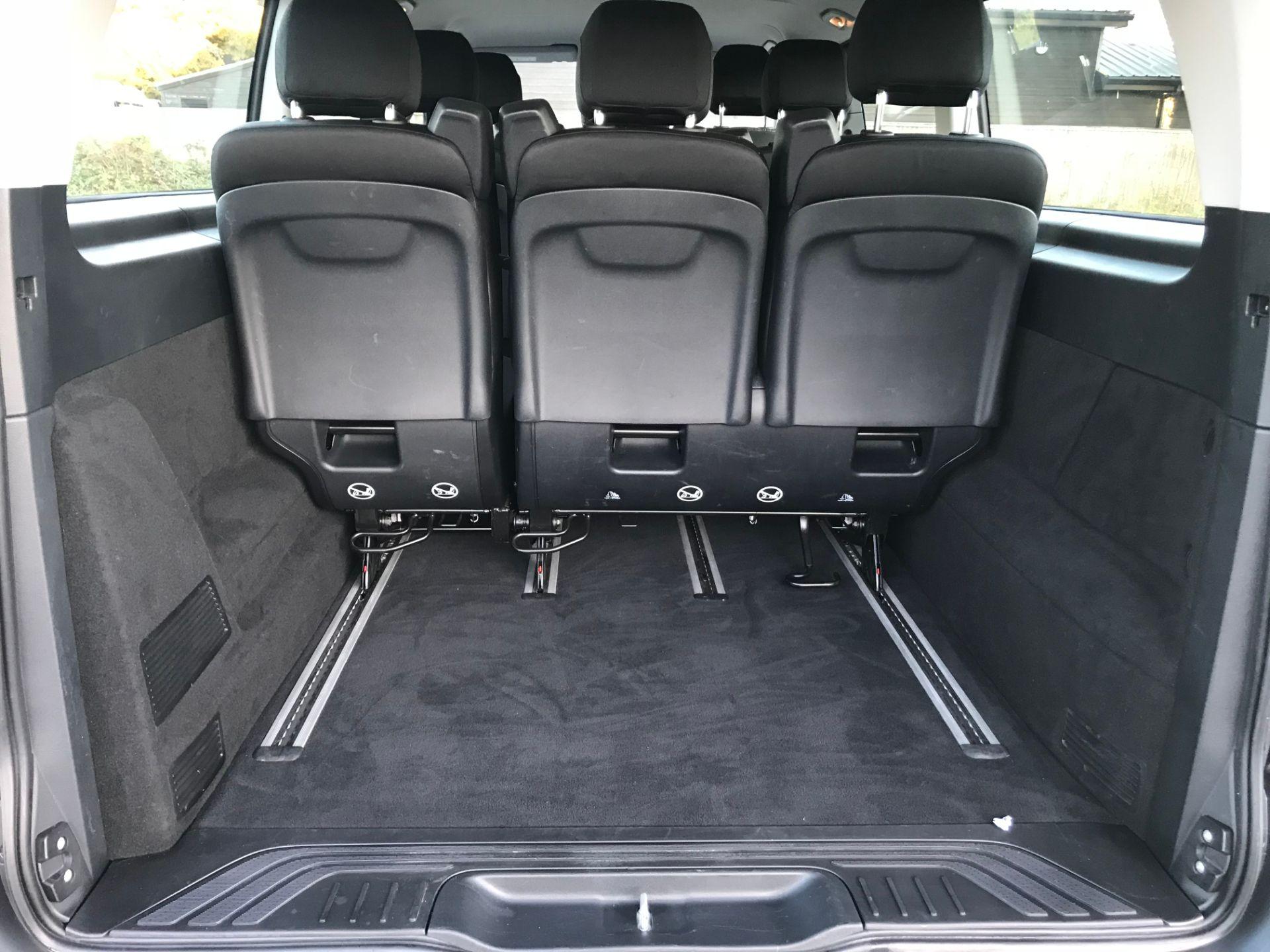 2018 Mercedes-Benz Vito 119 Bluetec Tourer Select (KS18GGY) Image 16