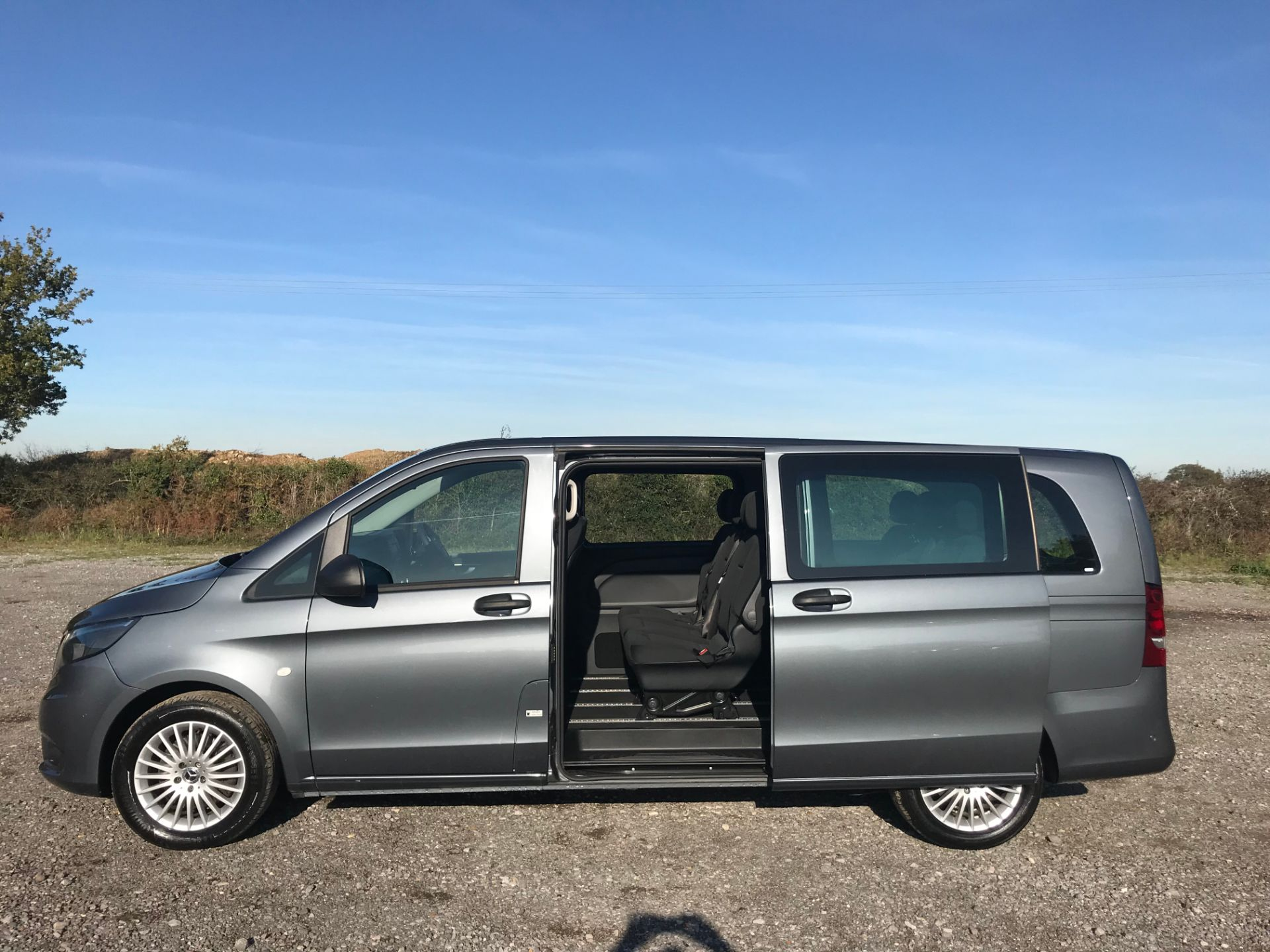 2018 Mercedes-Benz Vito 119 Bluetec Tourer Select (KS18GKZ) Image 10