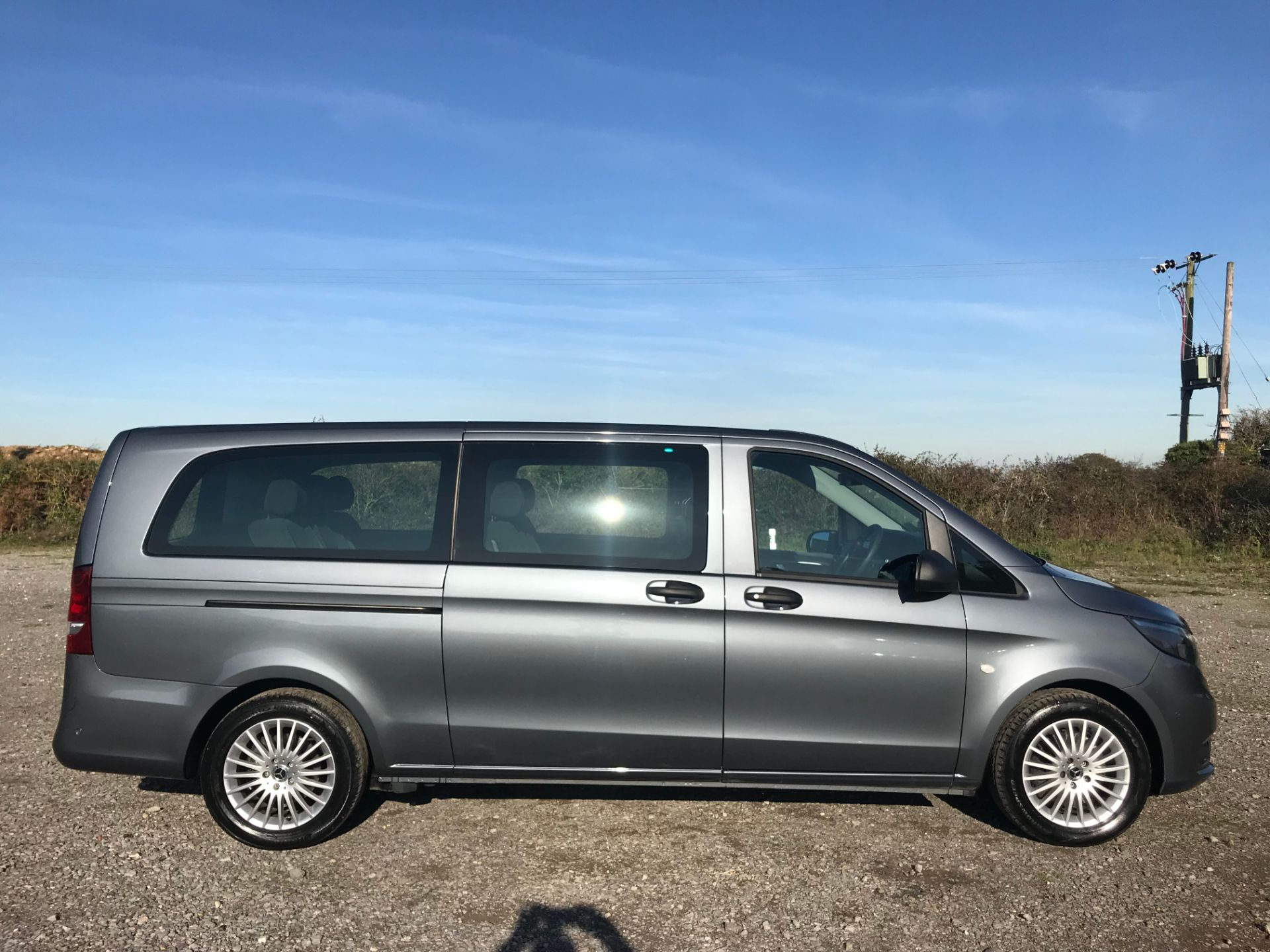 2018 Mercedes-Benz Vito 119 Bluetec Tourer Select (KS18GKZ) Image 7