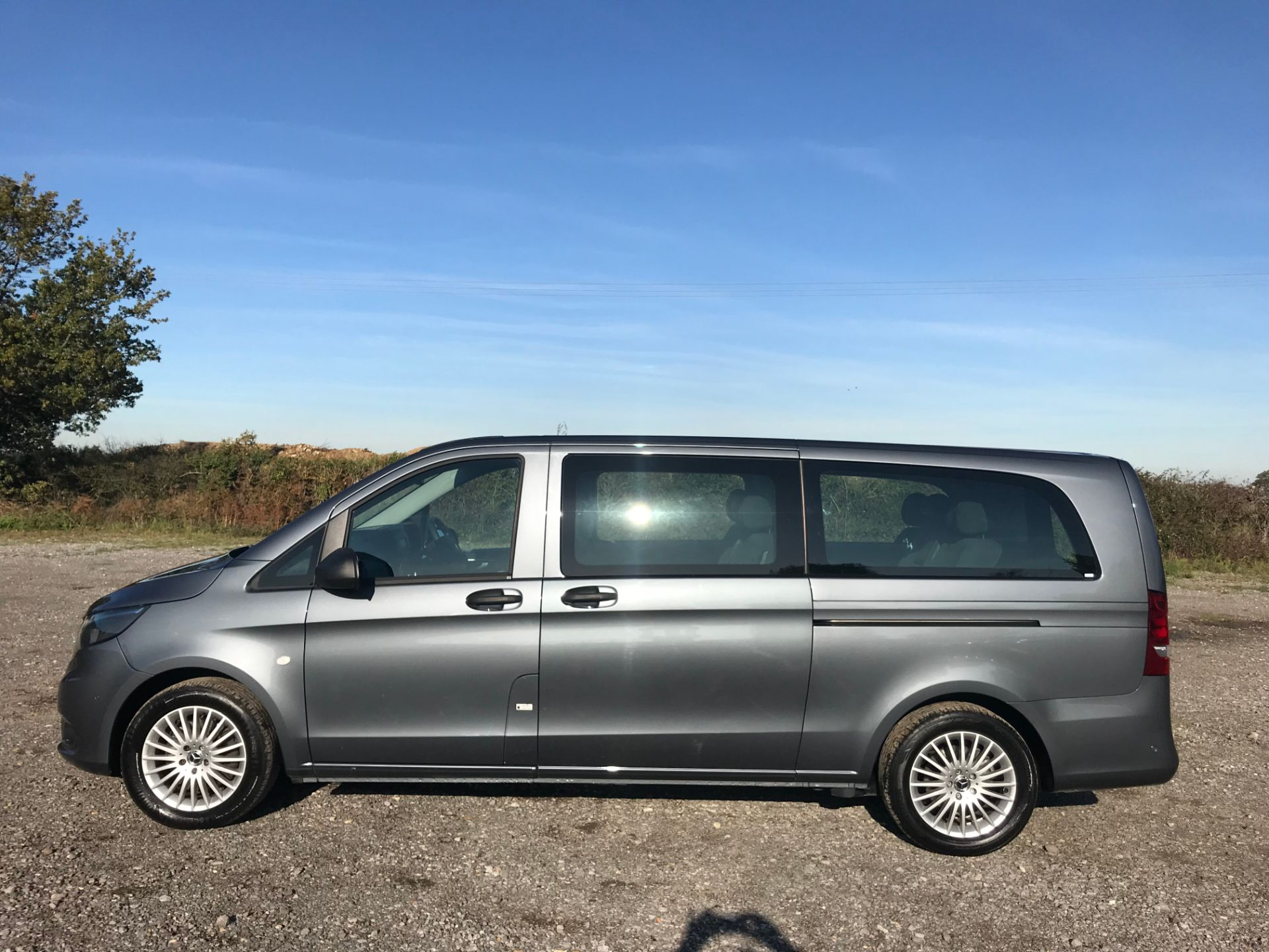 2018 Mercedes-Benz Vito 119 Bluetec Tourer Select (KS18GKZ) Image 9