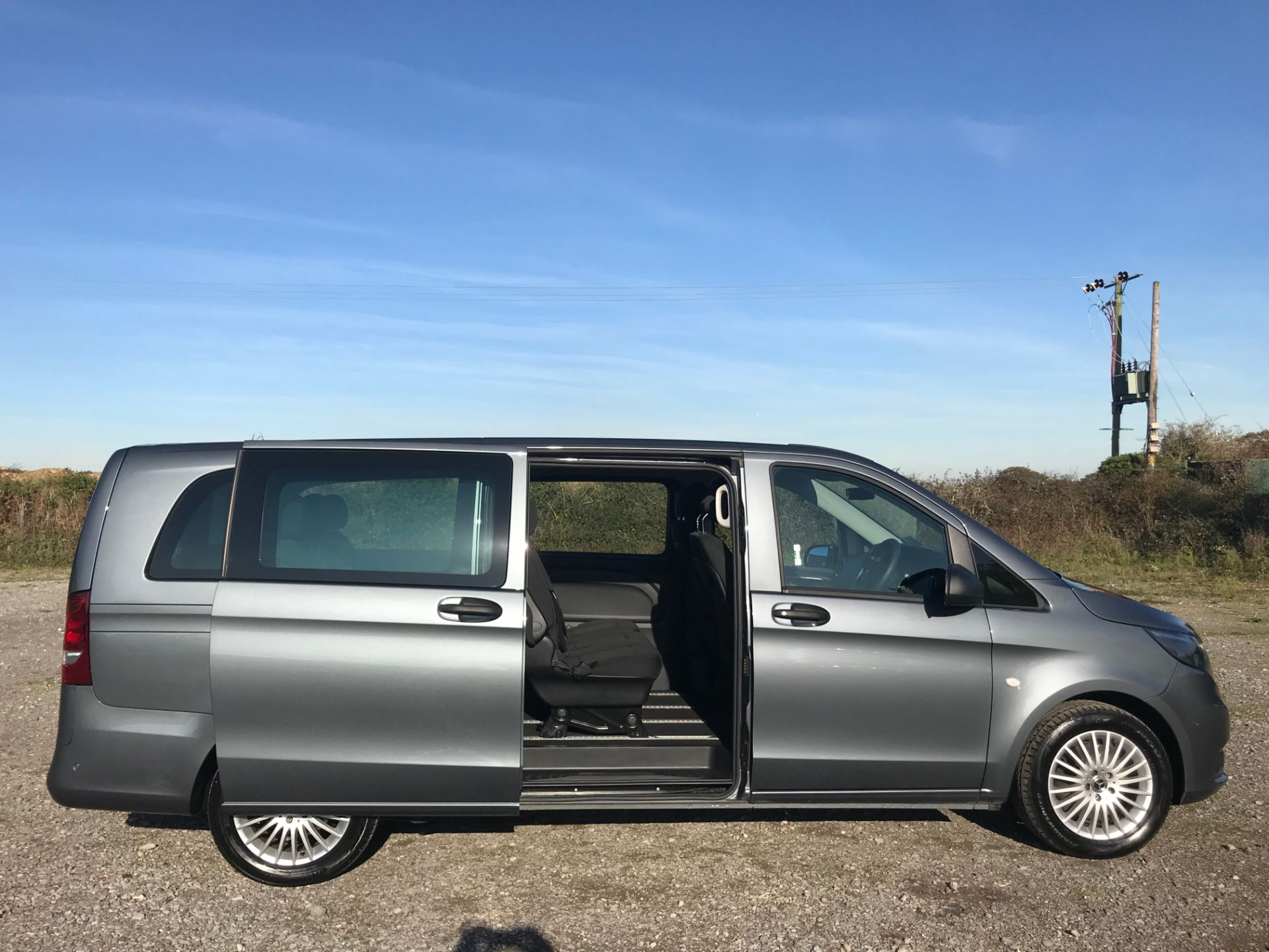 2018 Mercedes-Benz Vito 119 Bluetec Tourer Select (KS18GKZ) Image 8