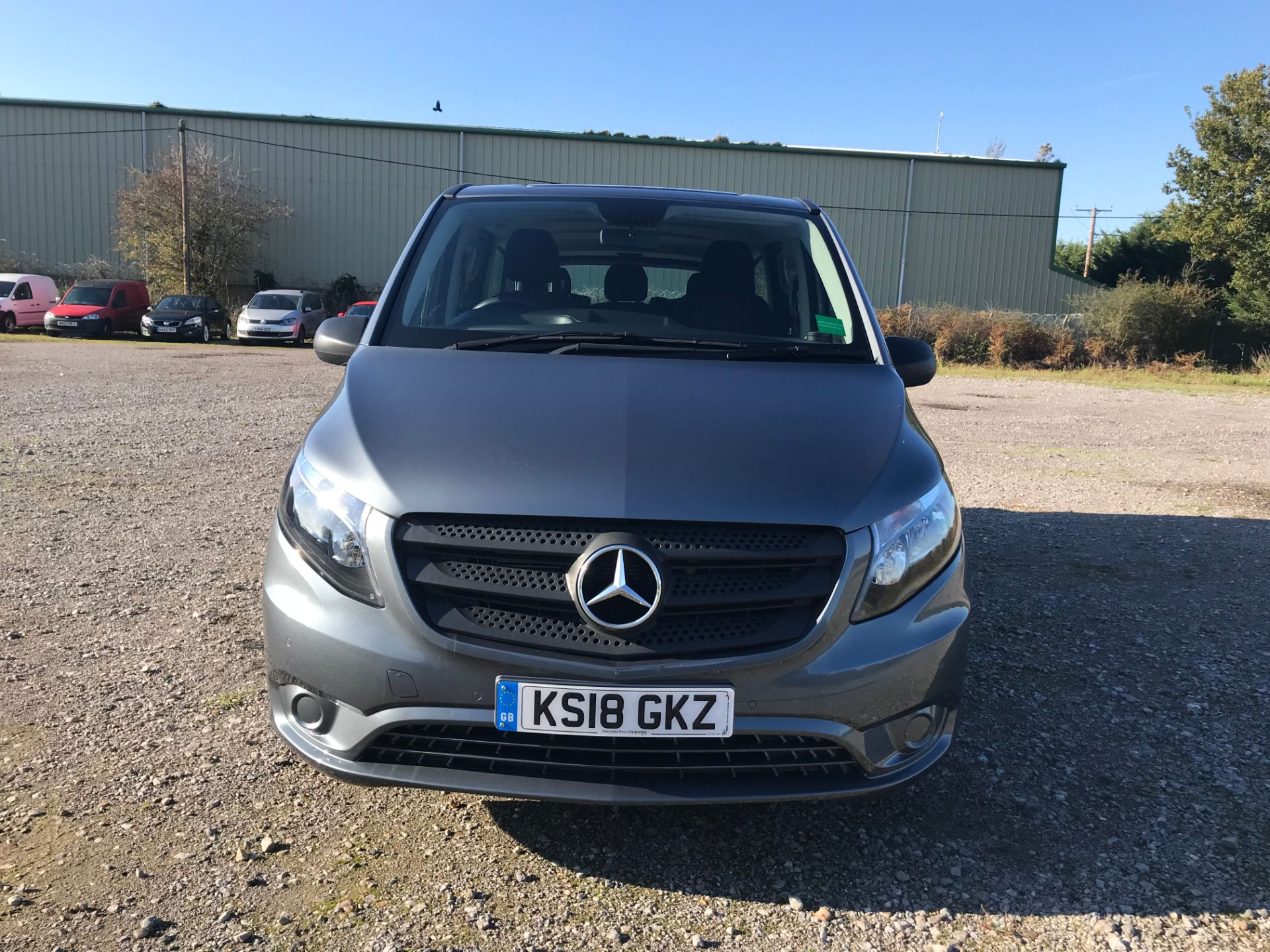 2018 Mercedes-Benz Vito 119 Bluetec Tourer Select (KS18GKZ) Image 2