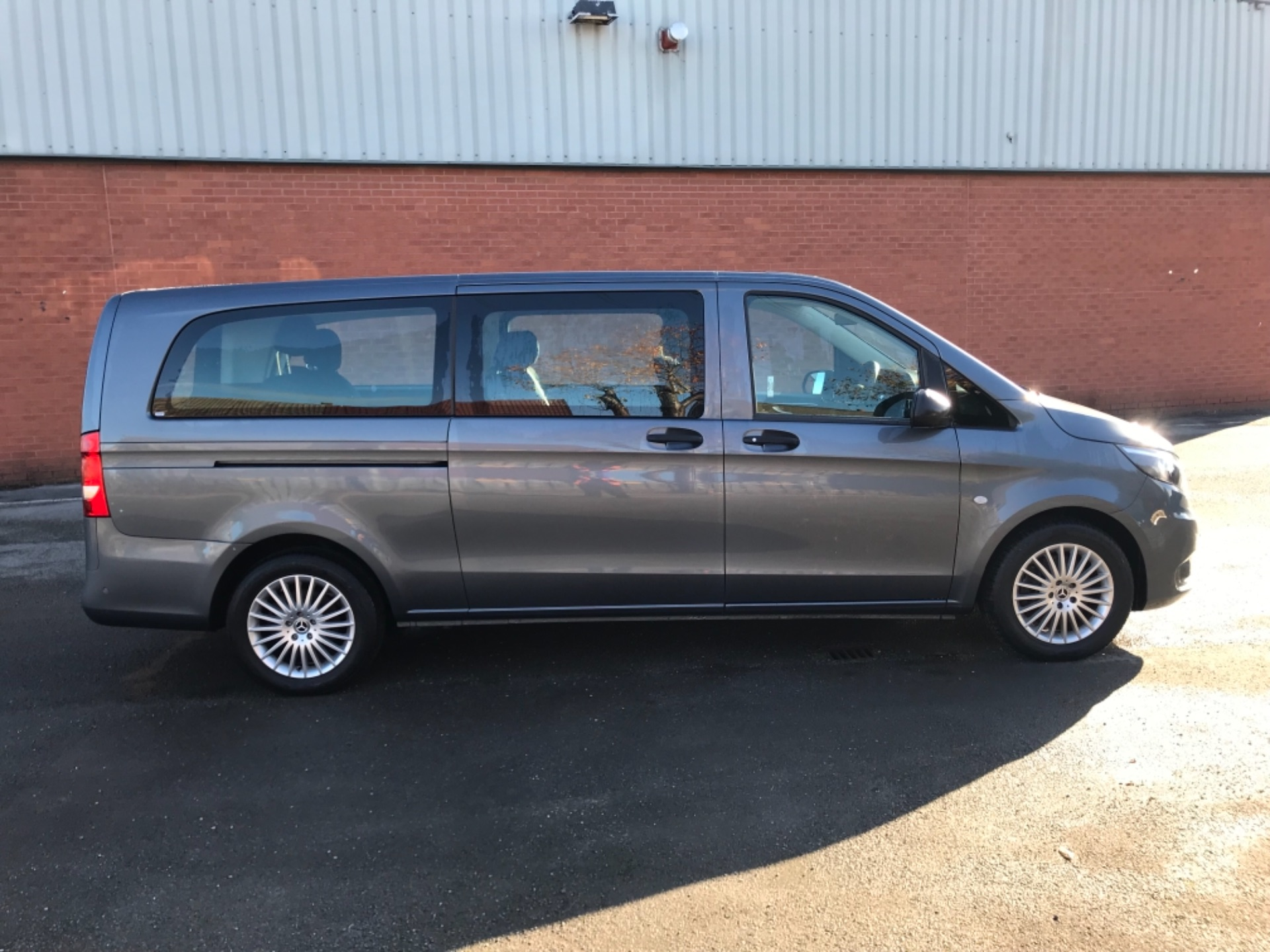 2018 Mercedes-Benz Vito 119 Bluetec Tourer Select 8 Seater (KS18GLV) Image 8