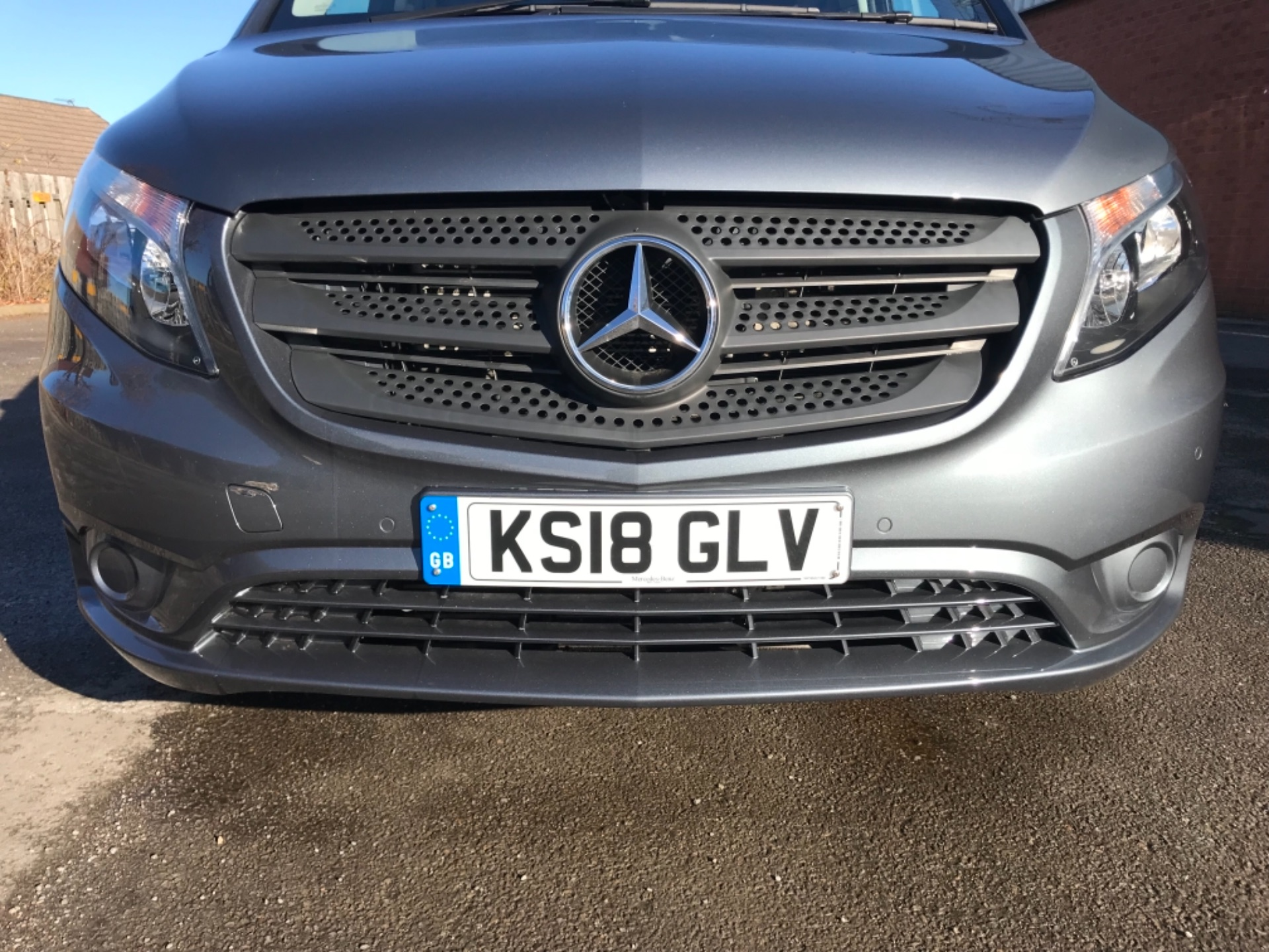 2018 Mercedes-Benz Vito 119 Bluetec Tourer Select 8 Seater (KS18GLV) Image 35