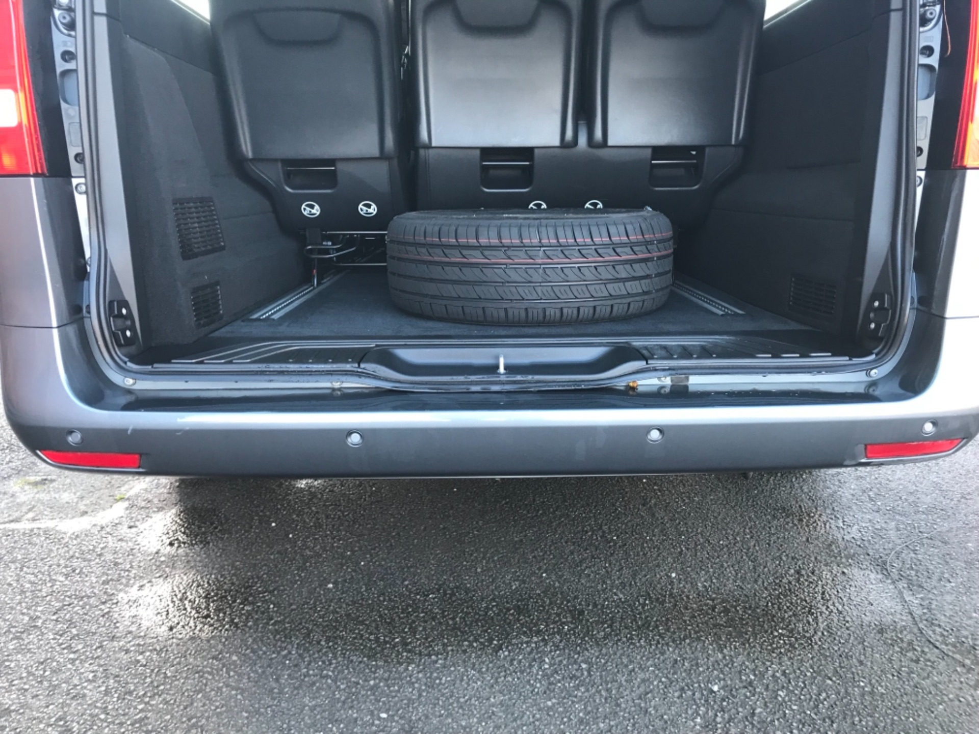 2018 Mercedes-Benz Vito 119 Bluetec Tourer Select 8 Seater (KS18GLV) Image 34