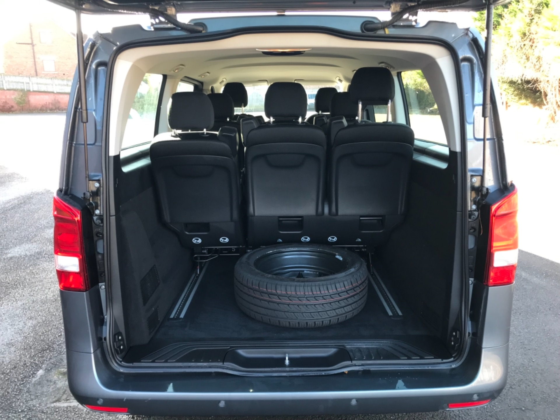 2018 Mercedes-Benz Vito 119 Bluetec Tourer Select 8 Seater (KS18GLV) Image 31