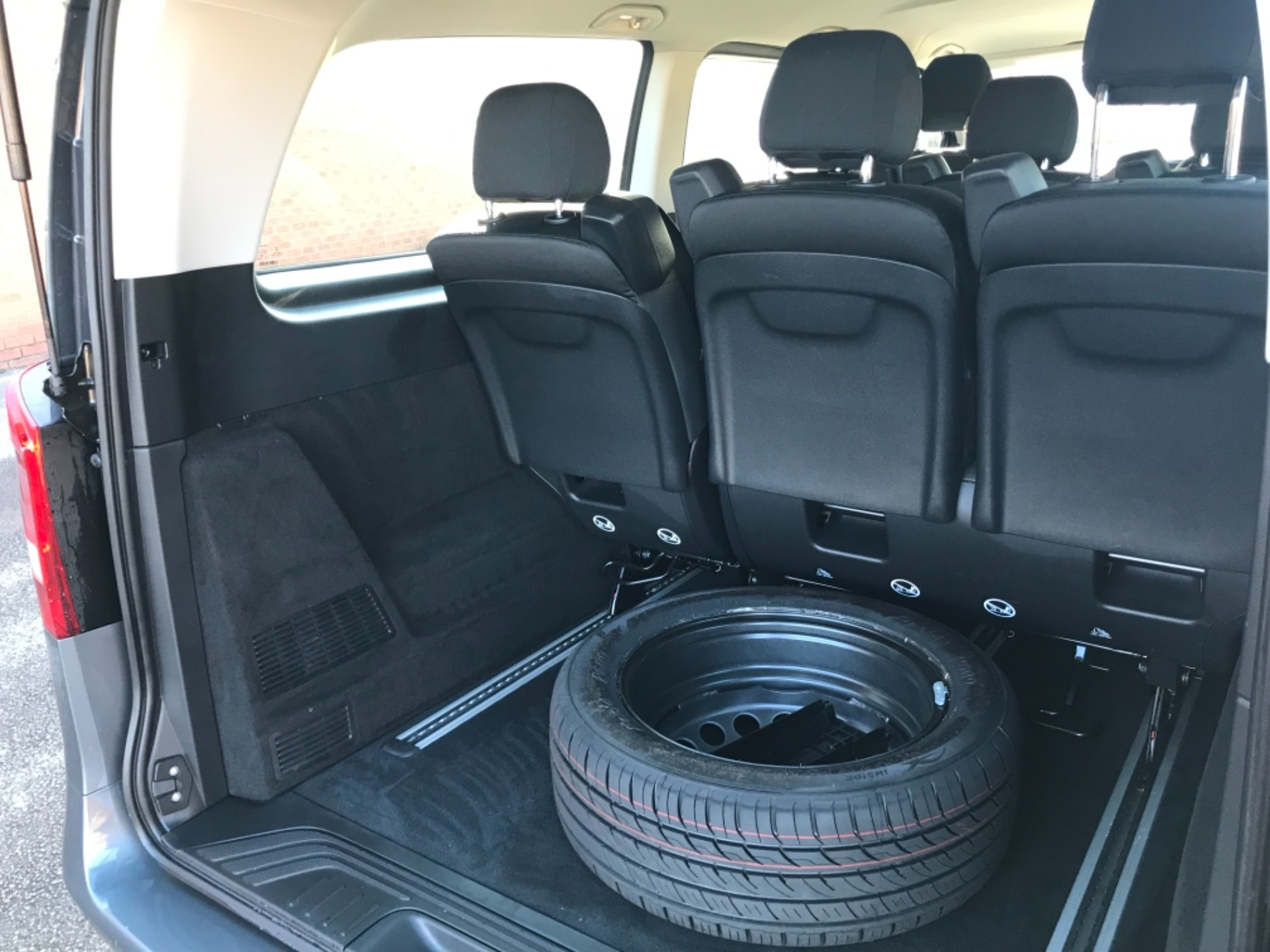 2018 Mercedes-Benz Vito 119 Bluetec Tourer Select 8 Seater (KS18GLV) Image 32