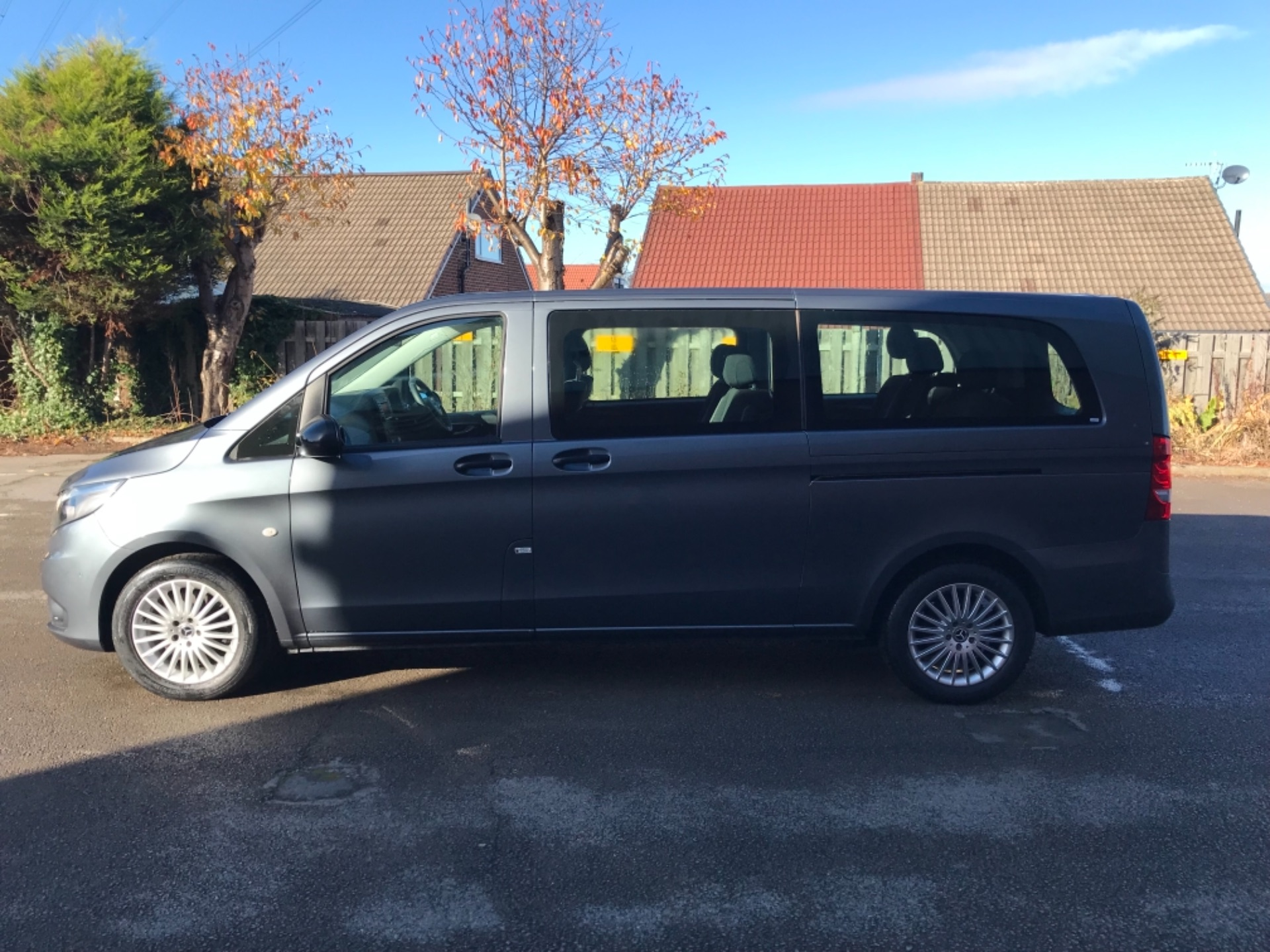 2018 Mercedes-Benz Vito 119 Bluetec Tourer Select 8 Seater (KS18GLV) Image 4