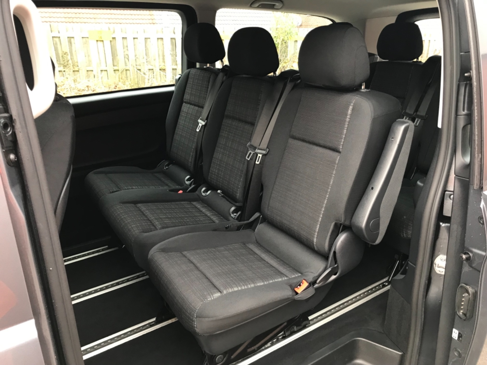 2018 Mercedes-Benz Vito 119 Bluetec Tourer Select 8 Seater (KS18GOX) Image 26