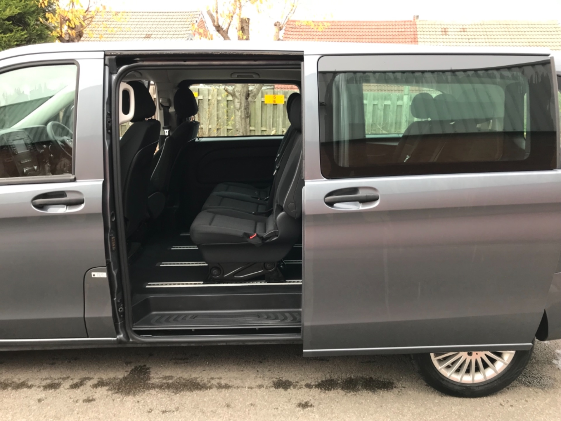 2018 Mercedes-Benz Vito 119 Bluetec Tourer Select 8 Seater (KS18GOX) Image 28