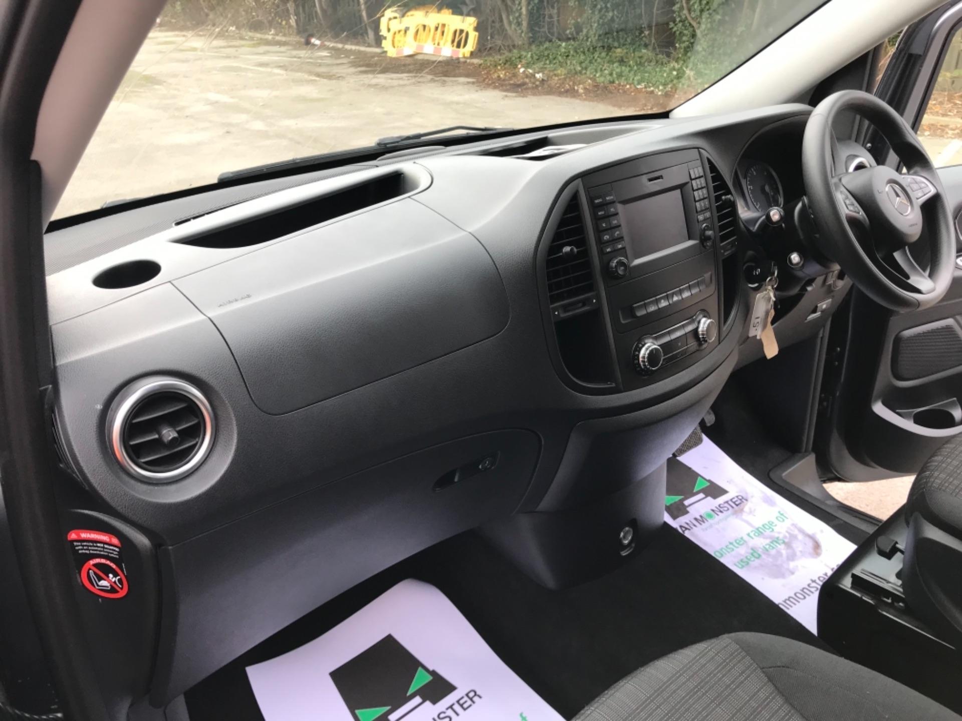 2018 Mercedes-Benz Vito 119 Bluetec Tourer Select 8 Seater (KS18GOX) Image 24