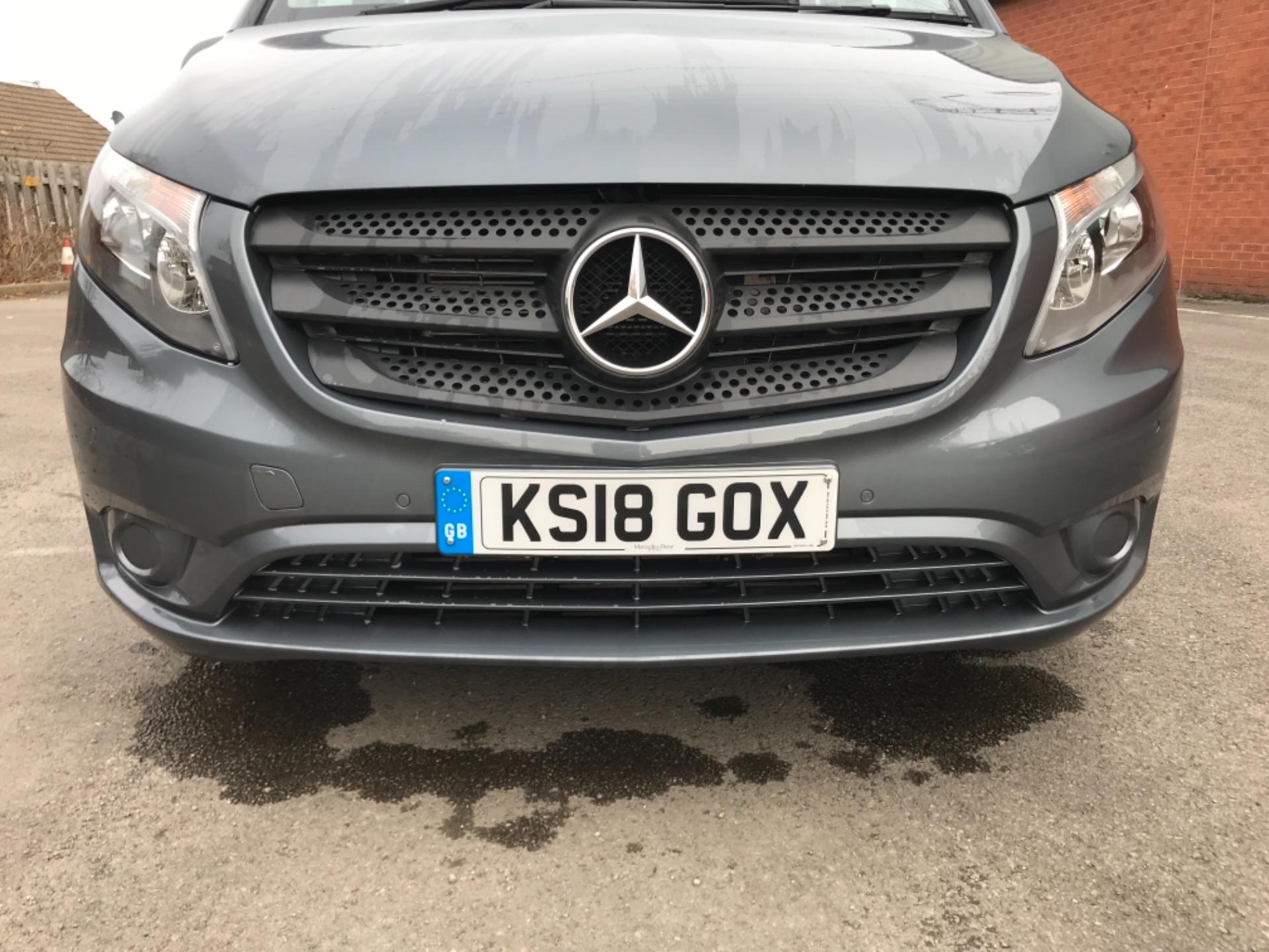 2018 Mercedes-Benz Vito 119 Bluetec Tourer Select 8 Seater (KS18GOX) Image 36